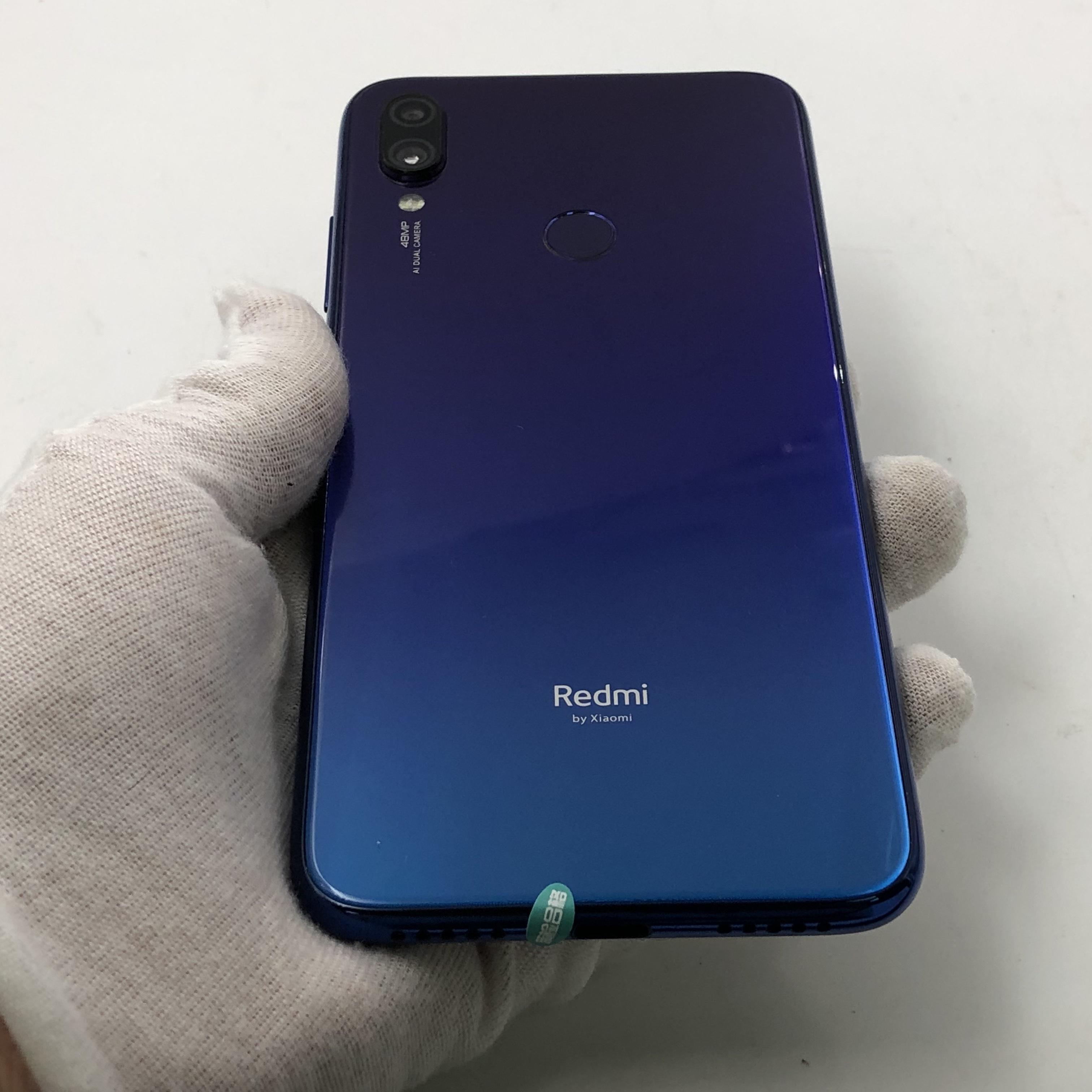 小米【Redmi Note 7】4G全网通 梦幻蓝 6G/64G 国行 95新