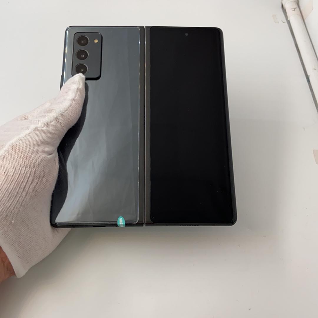 三星【Galaxy Z Fold2 5G】5G全网通 松烟墨 12G/512G 国行 95新