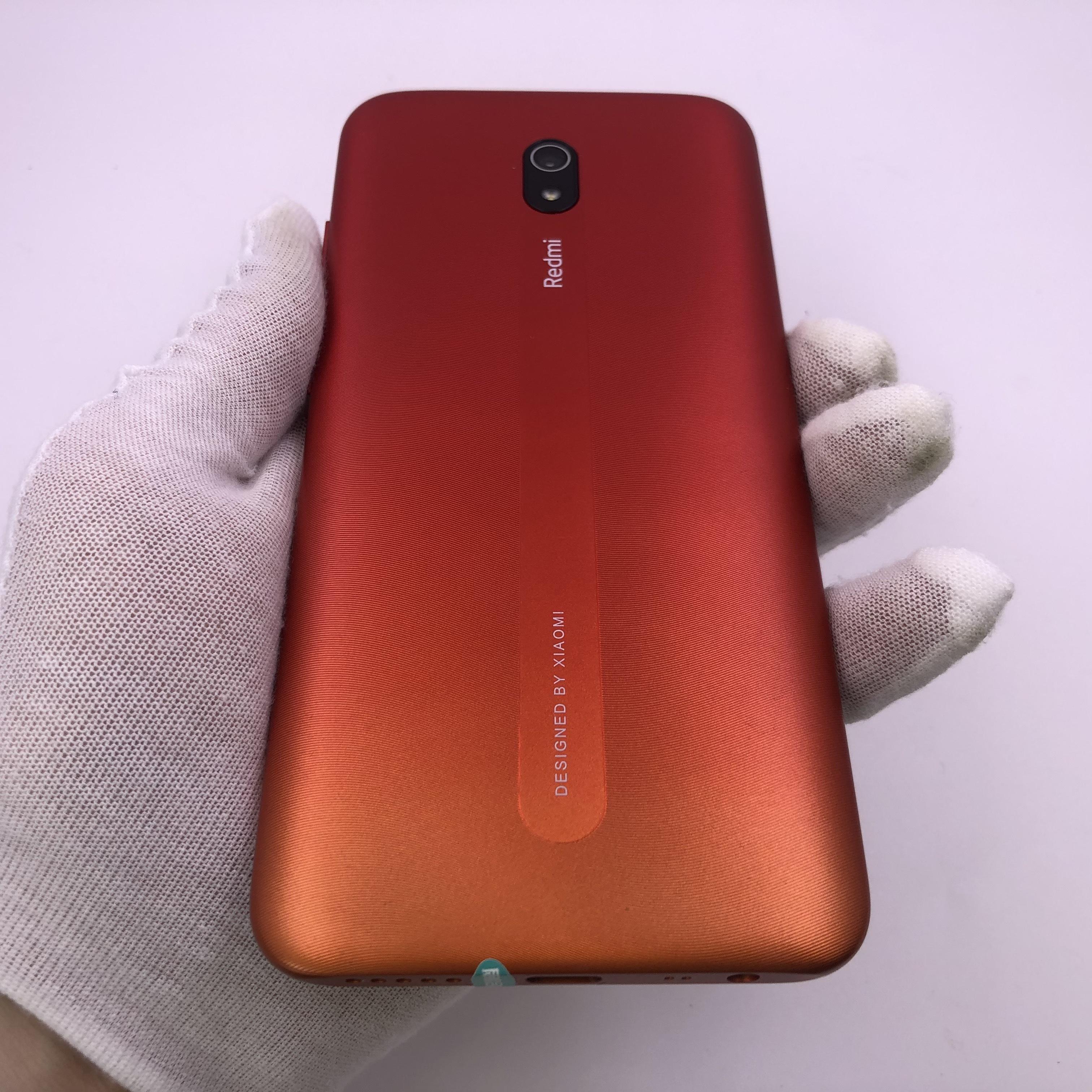 小米【Redmi 8A】4G全网通 橙色 4G/64G 国行 9成新