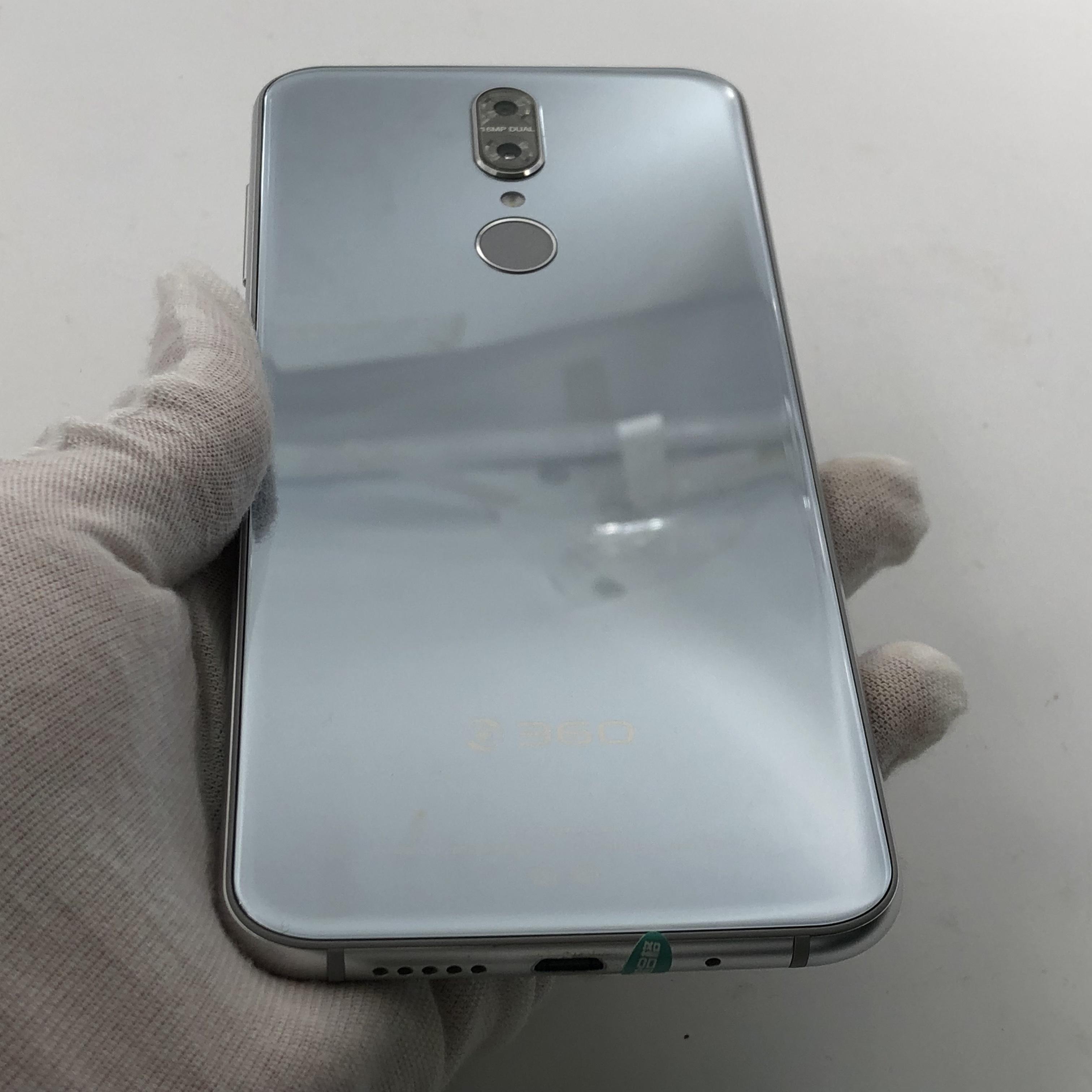 360手机【N6 Pro】4G全网通 银色 6G/128G 国行 95新