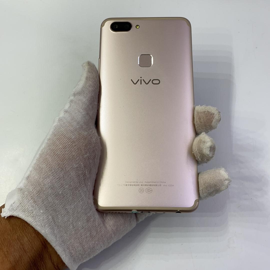 vivo【X20】4G全网通 金色 4G/64G 国行 99新