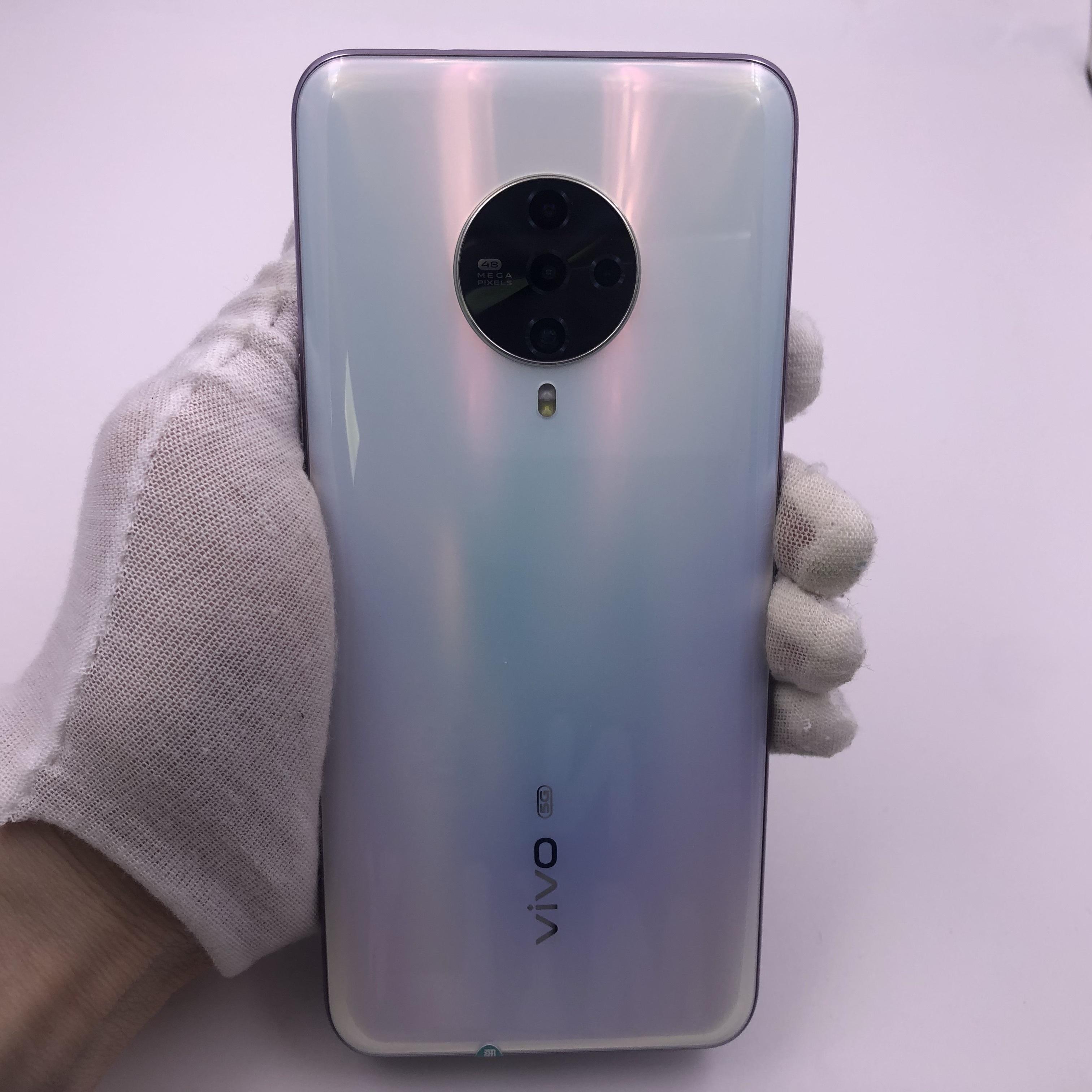 vivo【S6 5G】5G全网通 天鹅湖 8G/128G 国行 9成新