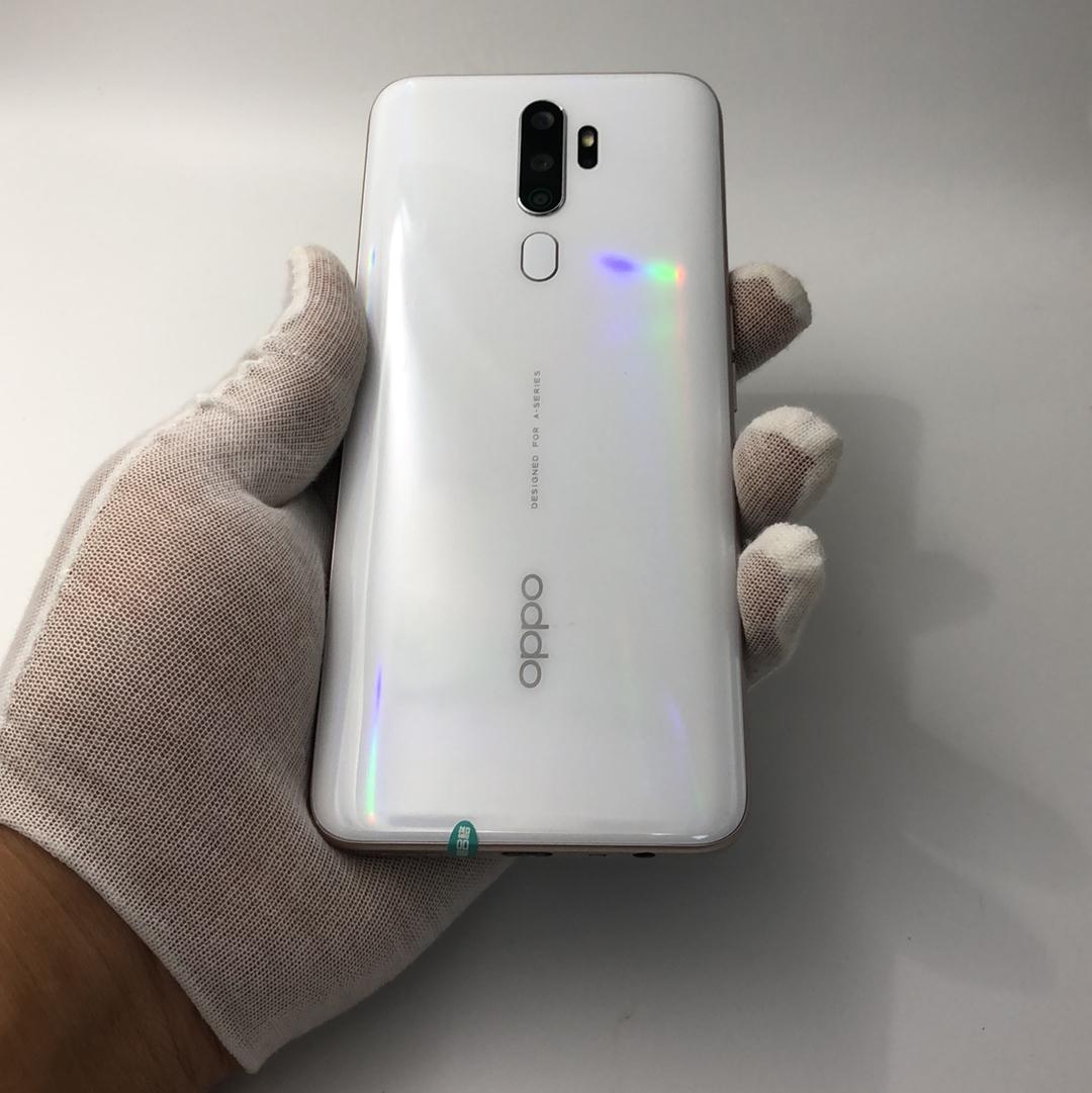 oppo【A11(2019版)】4G全网通 白色 4G/128G 国行 95新