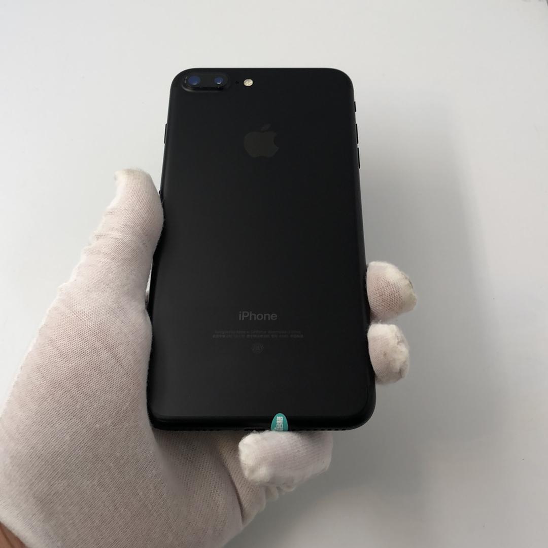 苹果【iPhone 7 Plus】4G全网通 黑色 32G 国行 9成新