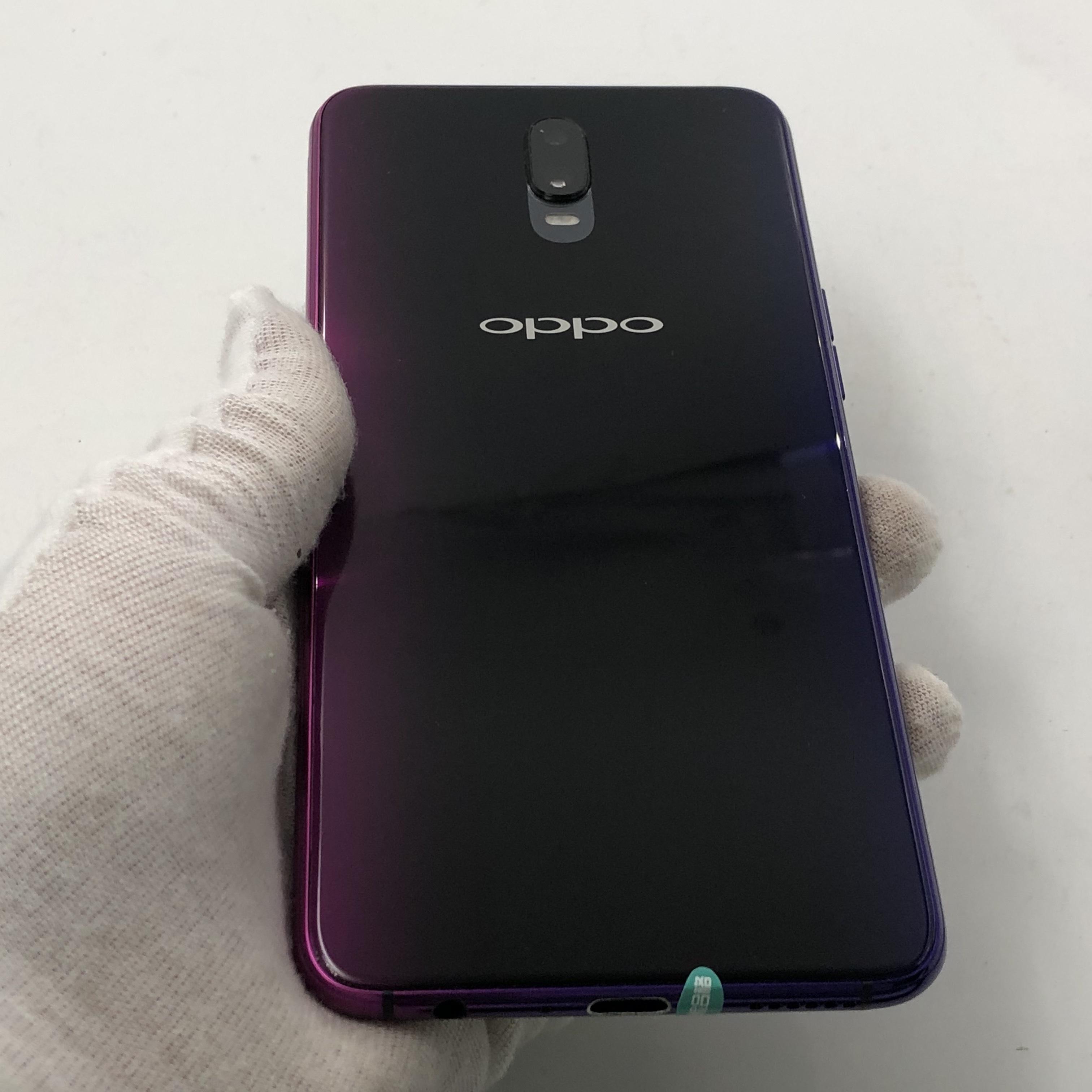oppo【R17】全网通 紫色 8G/128G 国行 8成新