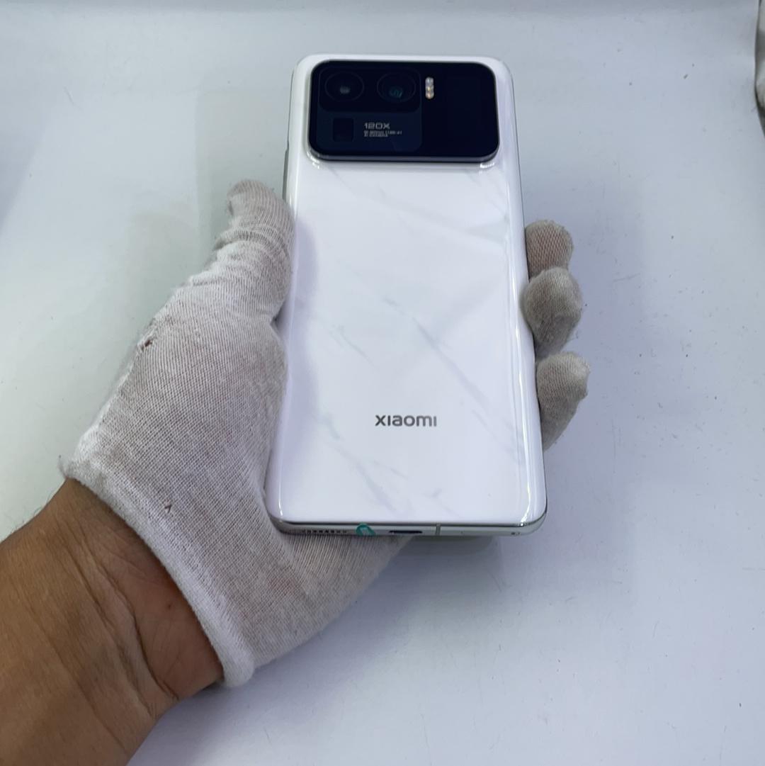 小米【小米11 Ultra 5G】5G全网通 大理石纹特别版 12G/512G 国行 8成新
