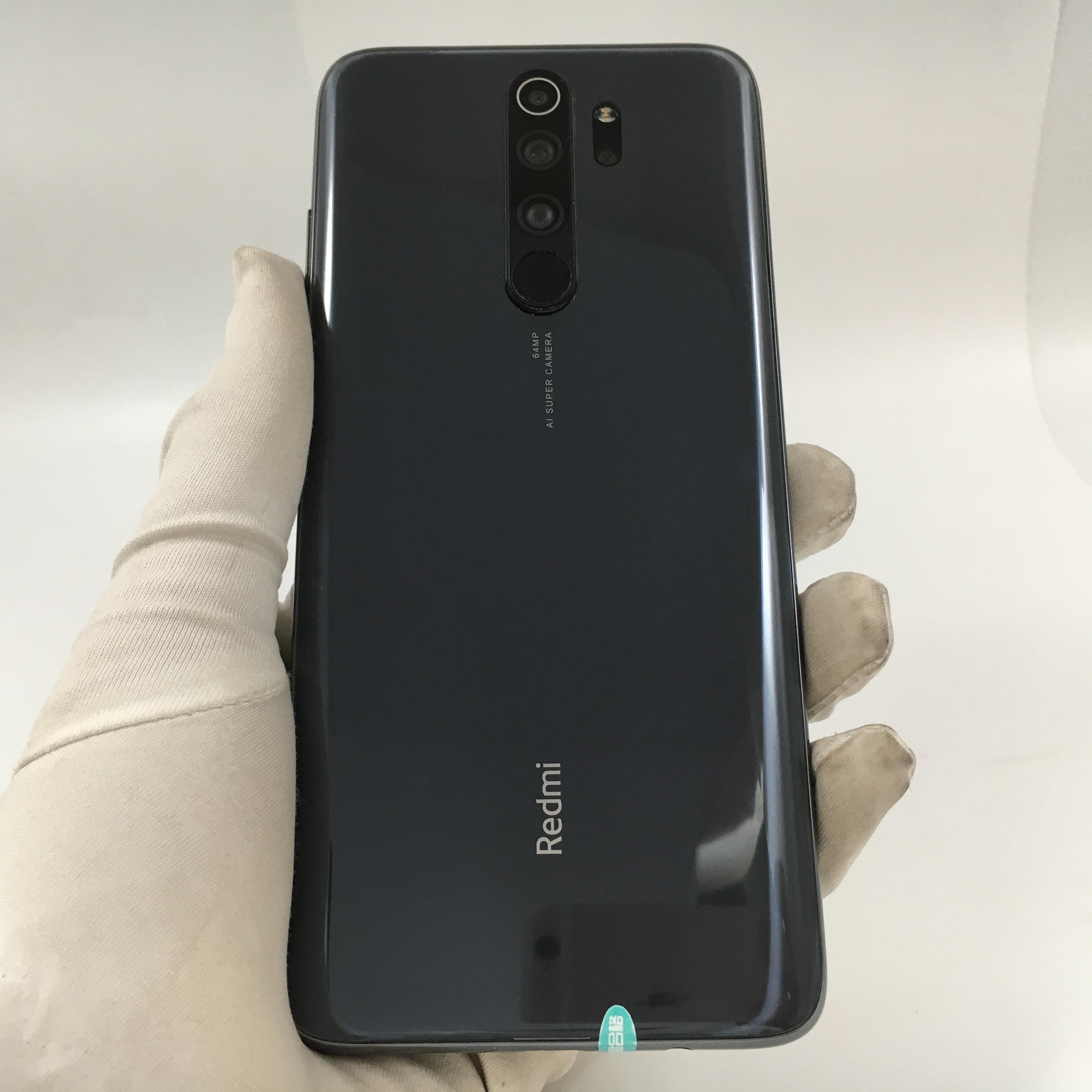 小米【Redmi Note 8 Pro】4G全网通 电光灰 6G/128G 国行 95新