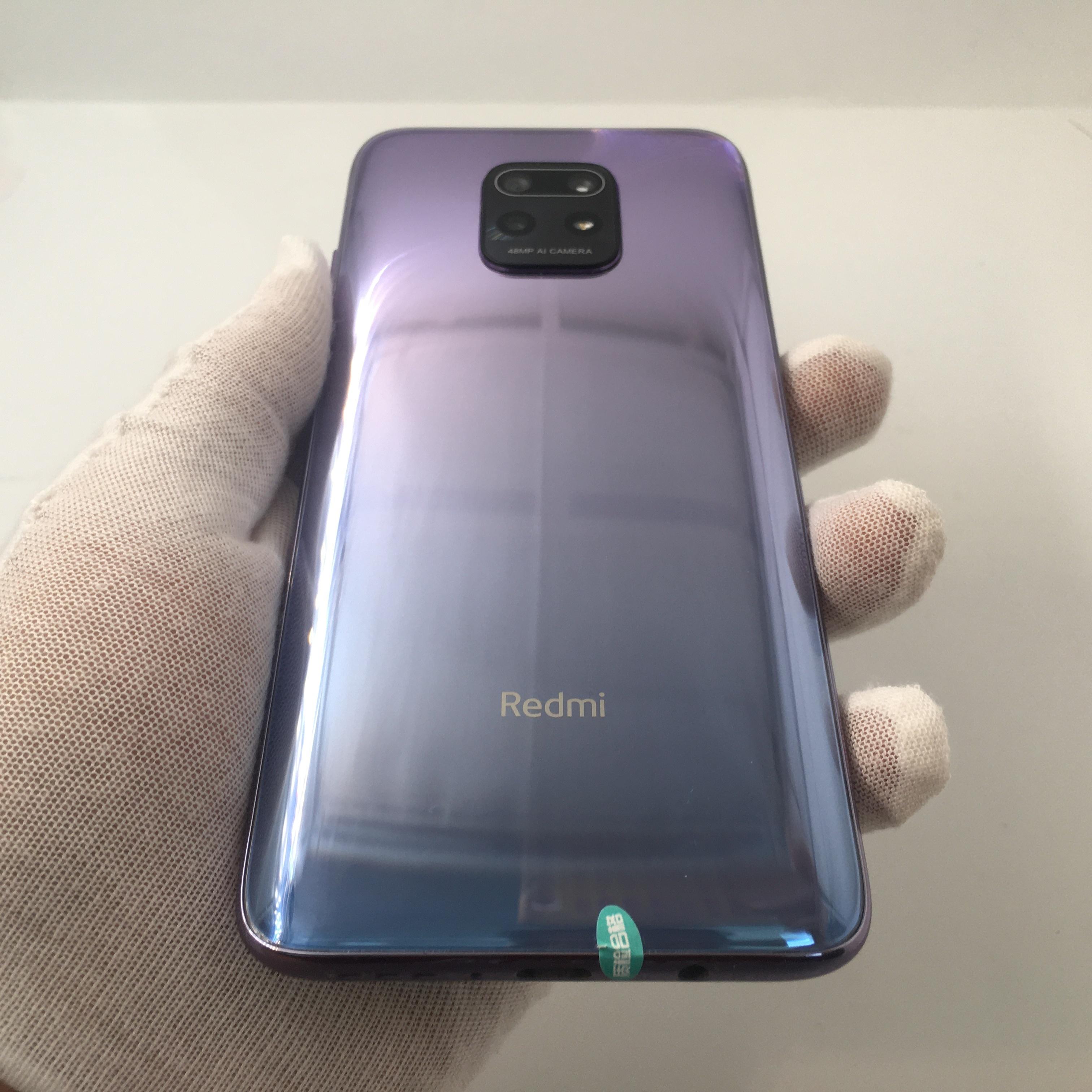小米【Redmi 10X 5G】5G全网通 凝夜紫 6G/128G 国行 99新