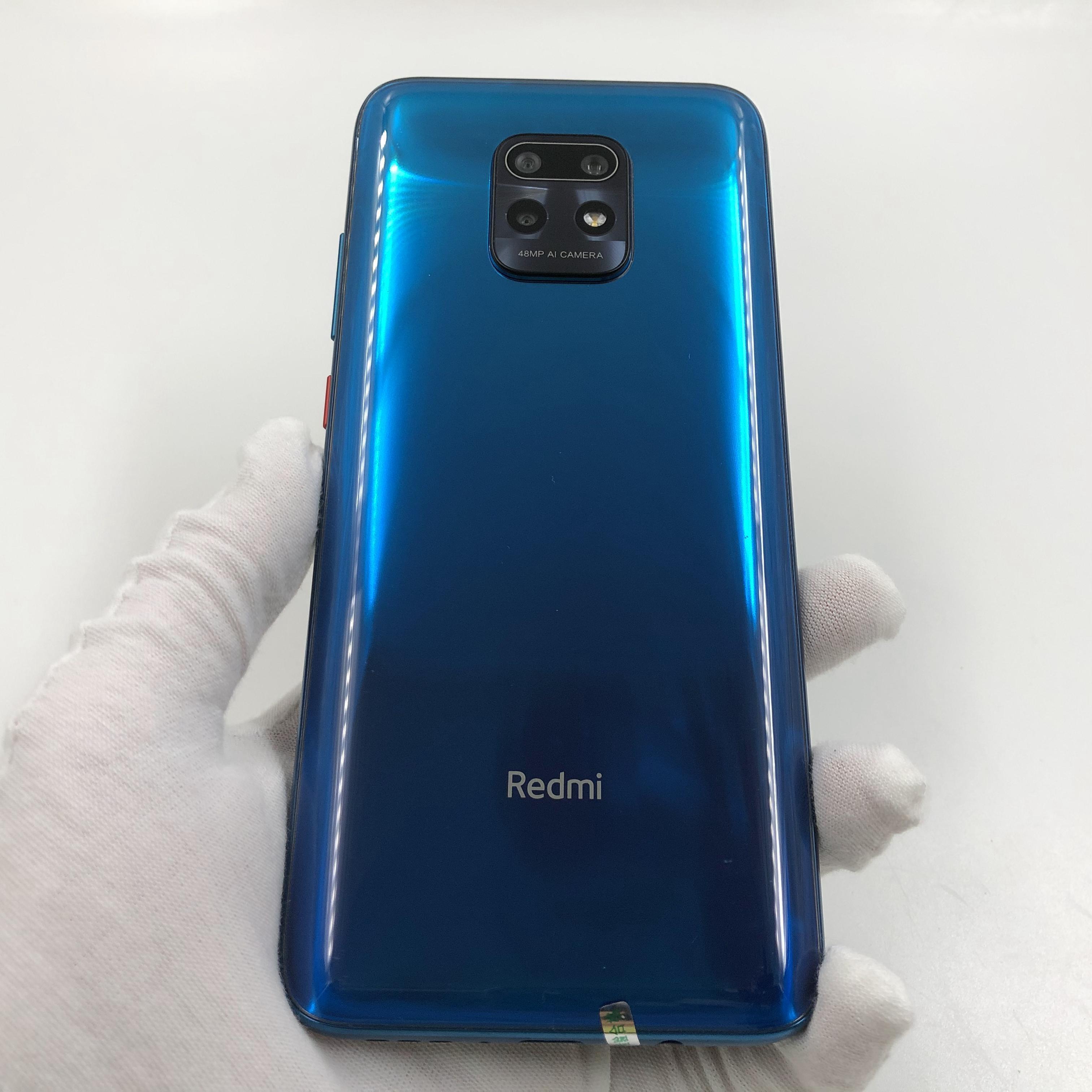 小米【Redmi 10X 5G】5G全网通 深海蓝 8G/128G 国行 8成新 真机实拍