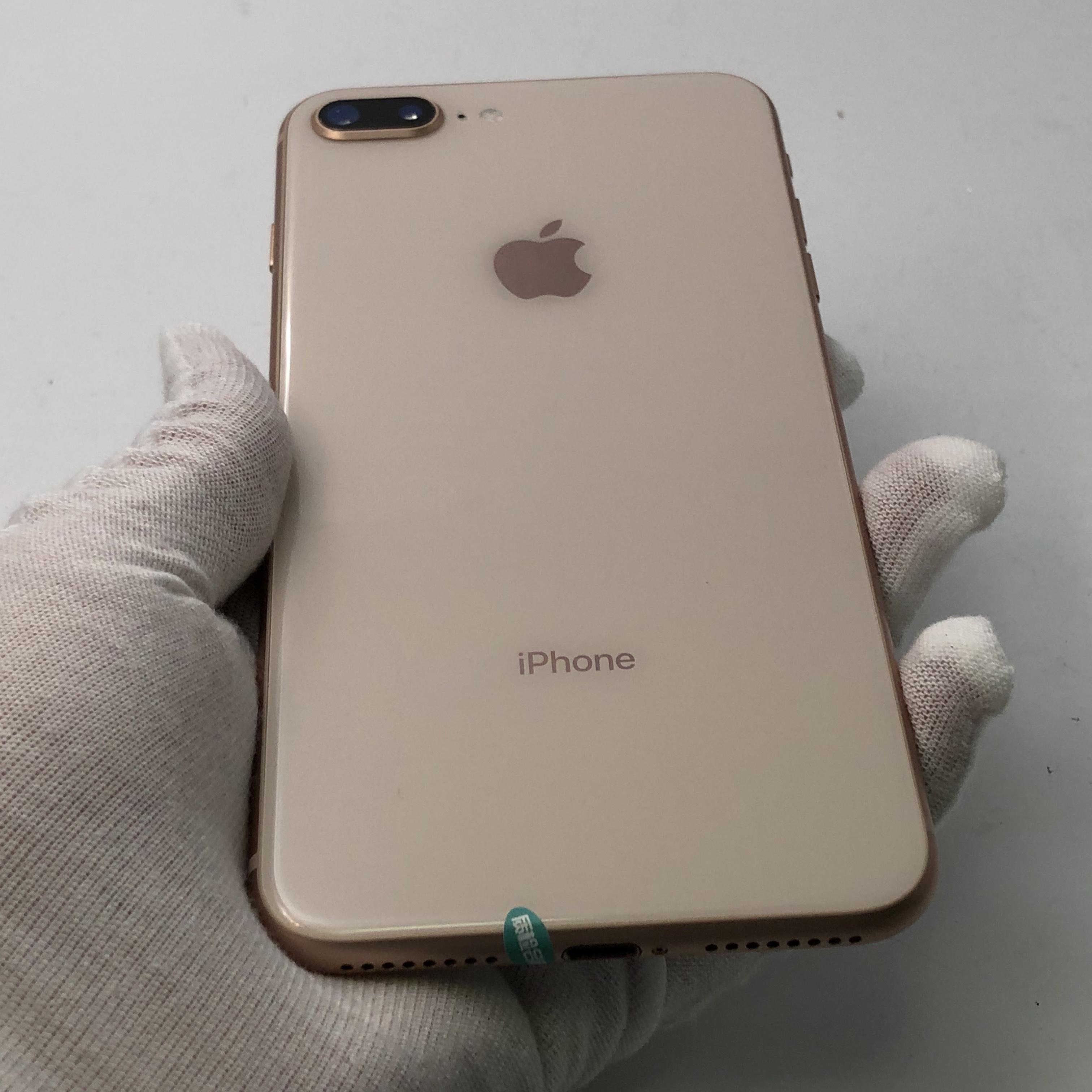 苹果【iPhone 8 Plus】4G全网通 金色 256G 国行 8成新