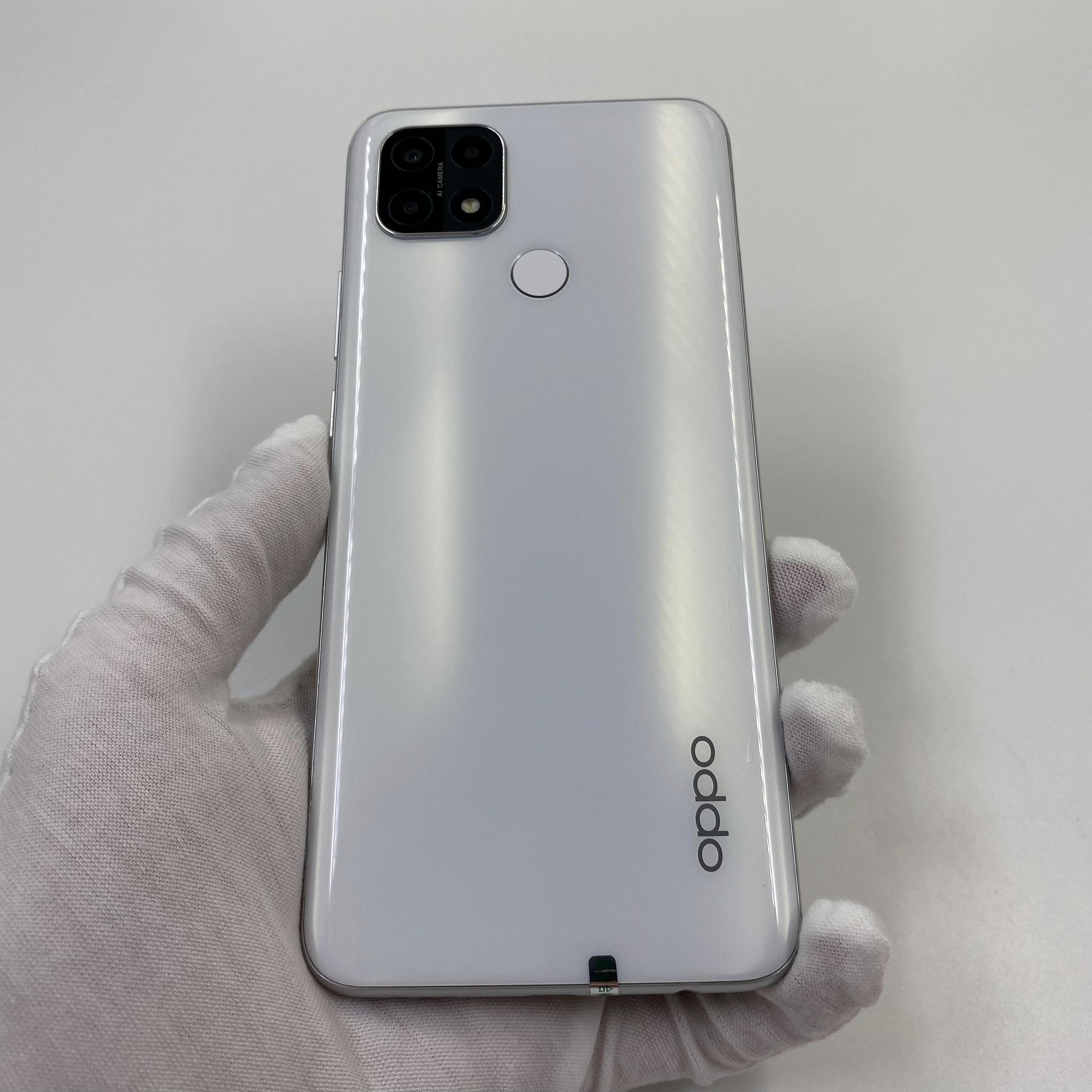oppo【A35】4G全网通 冰玉白 4G/128G 国行 95新 真机实拍