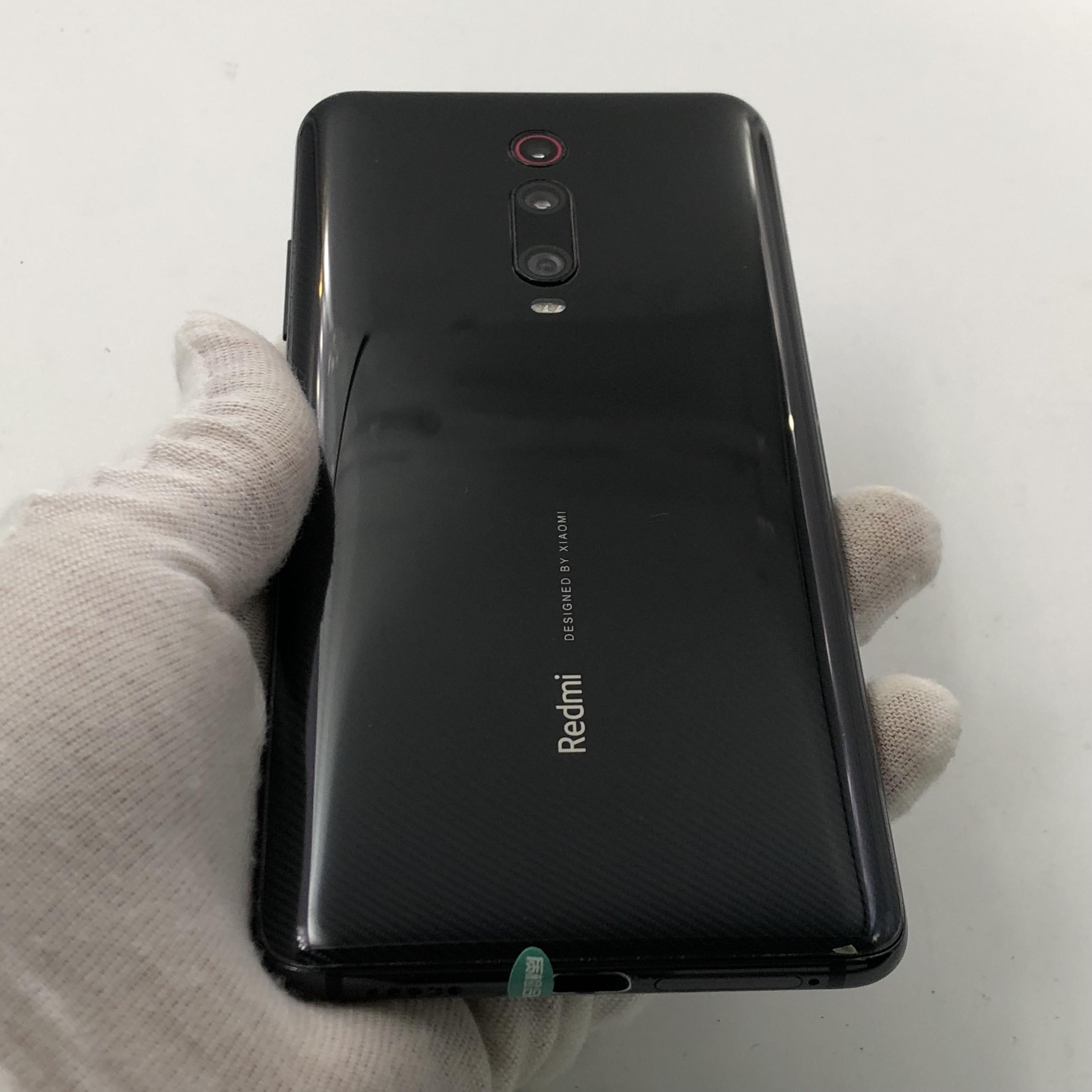 小米【Redmi K20 Pro】4G全网通 黑色 8G/256G 国行 9成新