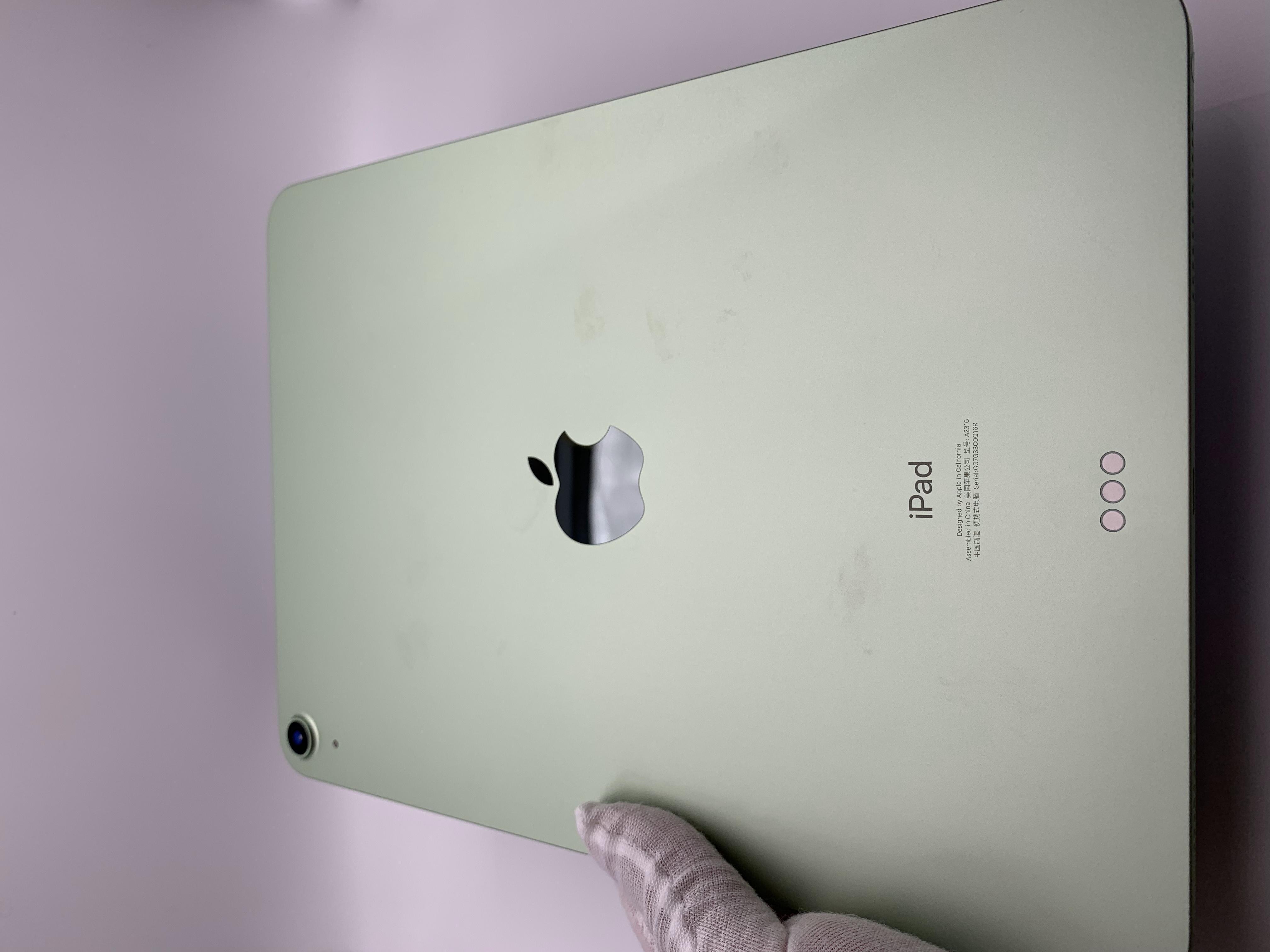 苹果【iPad Air4 10.9英寸 20款】WIFI版 绿色 64G 国行 99新
