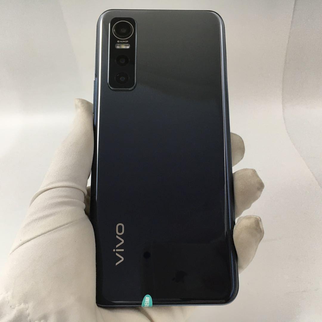 vivo【S7e 5G】5G全网通 黑镜 8G/128G 国行 95新