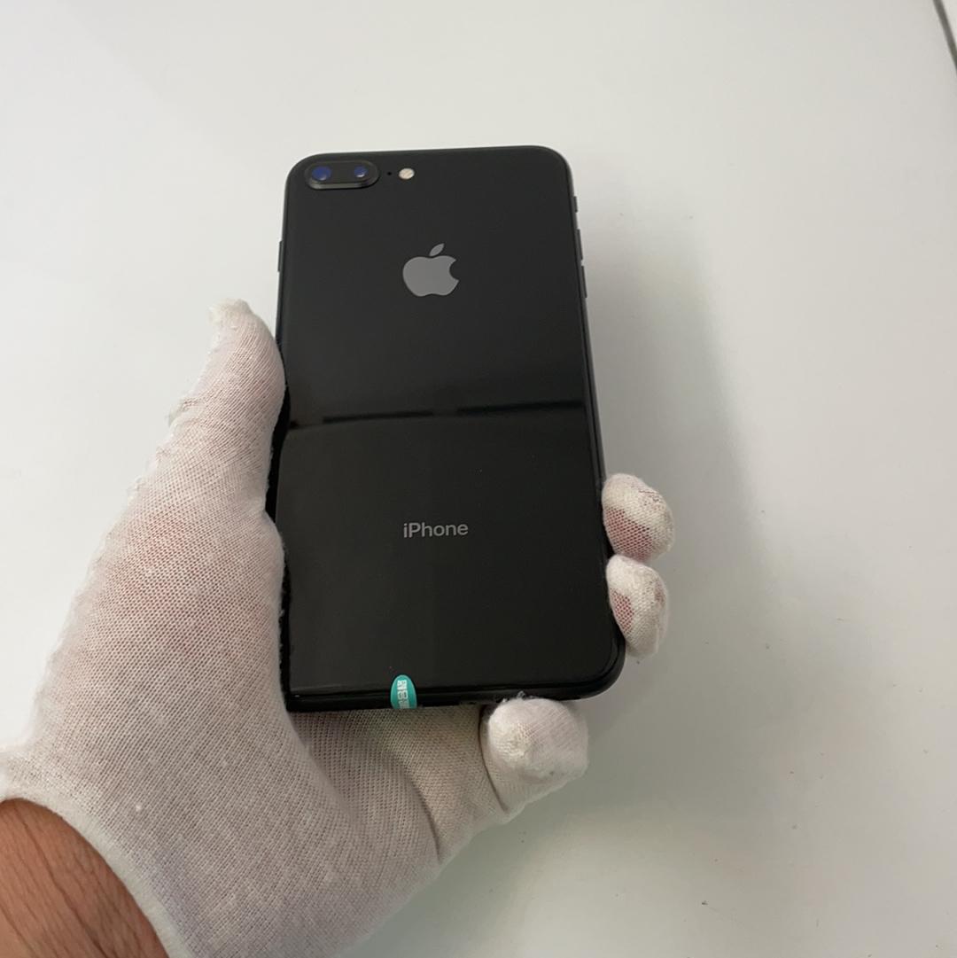 苹果【iPhone 8 Plus】4G全网通 深空灰 64G 国行 99新
