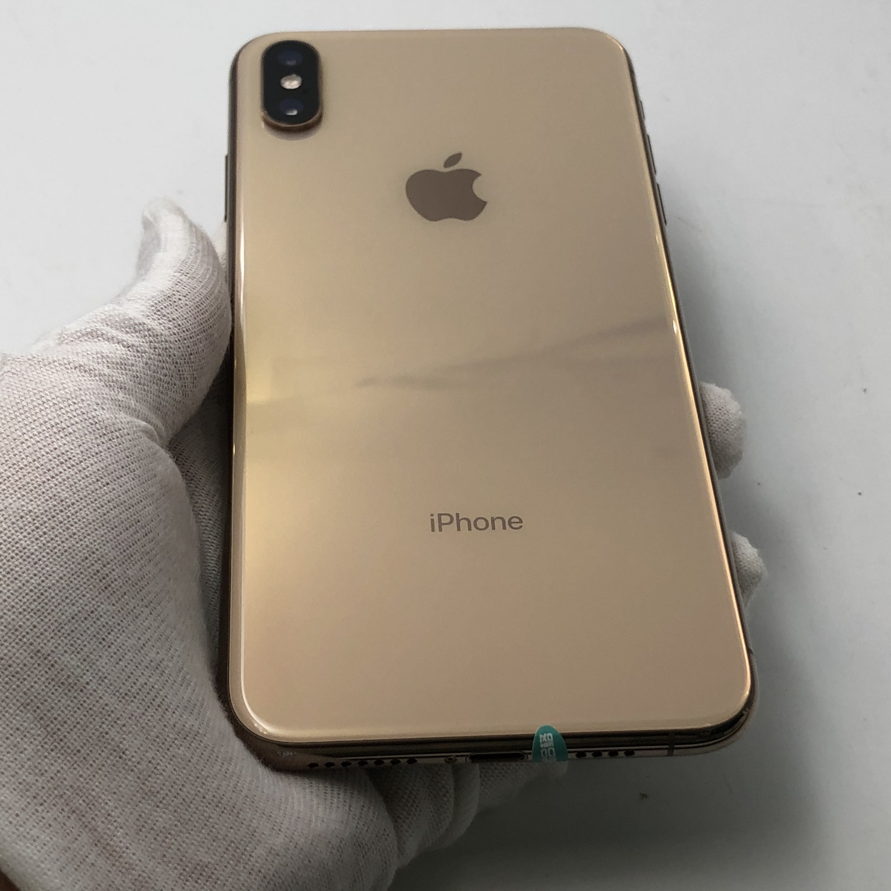 苹果【iPhone Xs Max】4G全网通 金色 256G 国行 8成新