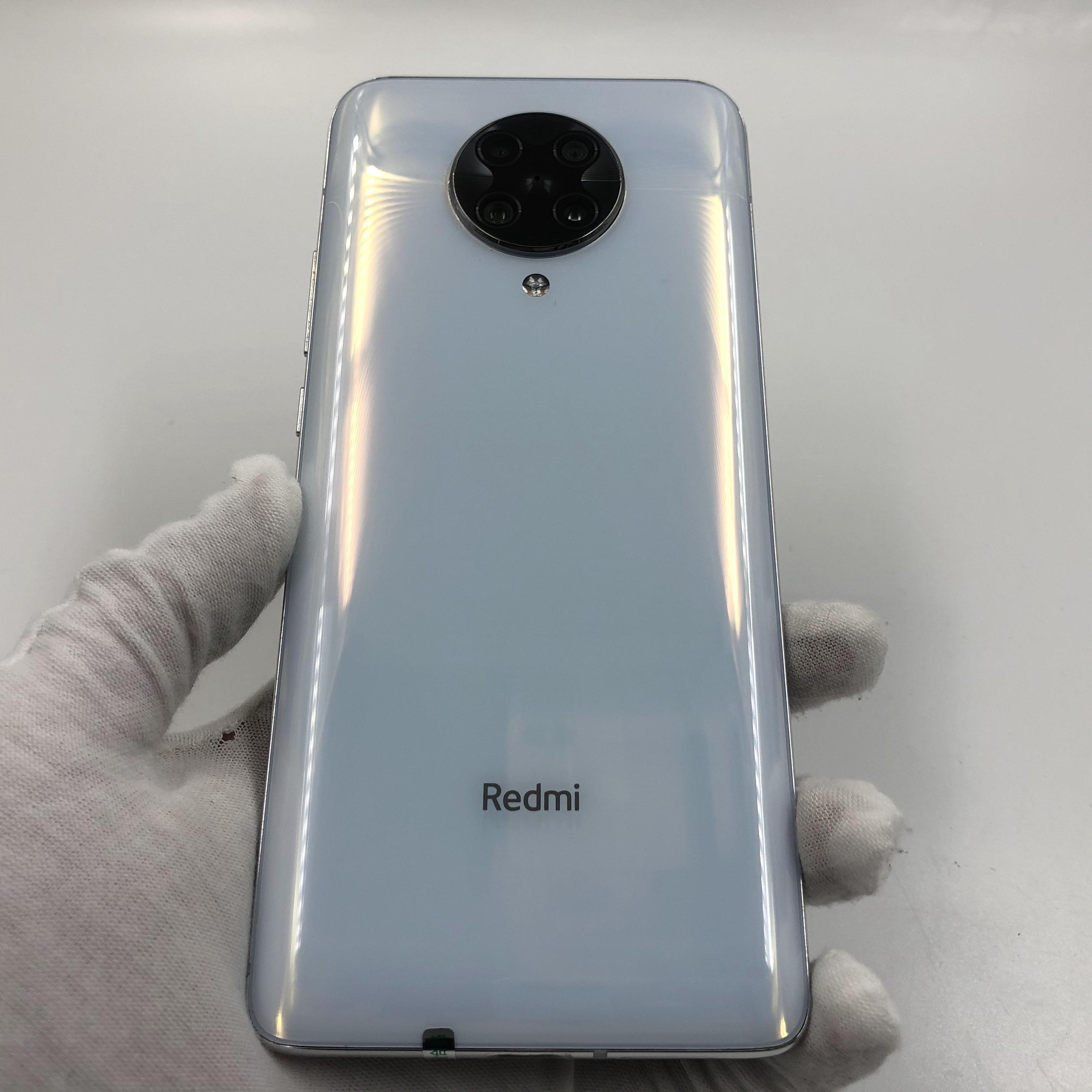 小米【Redmi K30 至尊 5G】5G全网通 月幕白 8G/512G 国行 8成新 真机实拍