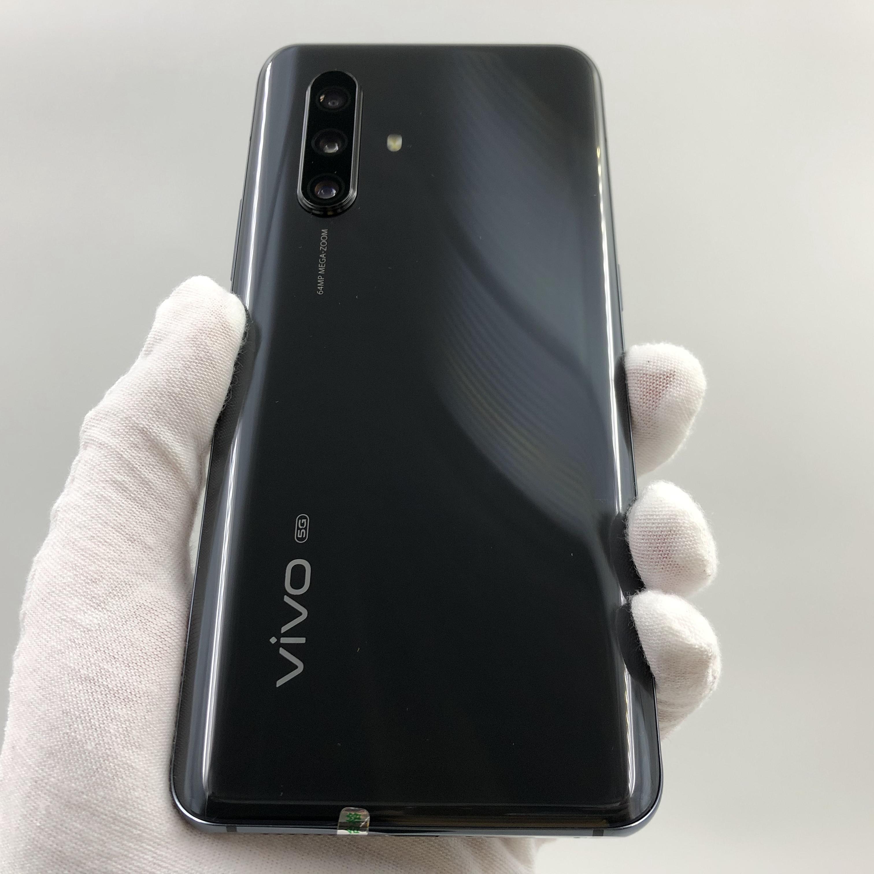 vivo【X30 5G】移动5G 耀石黑 8G/128G 国行 8成新 真机实拍