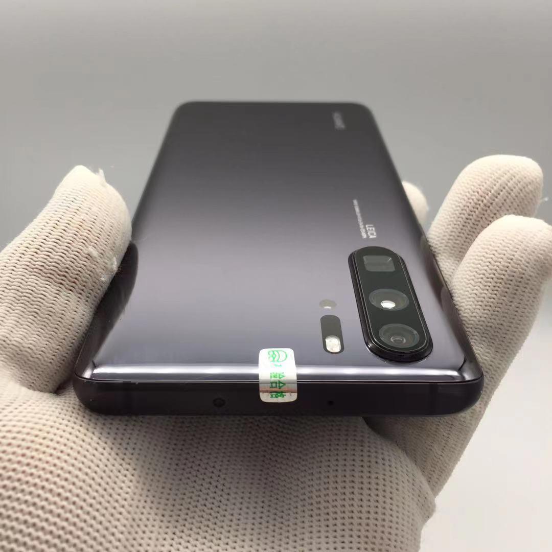 华为【P30 Pro】4G全网通 亮黑色 8G/256G 国行 8成新