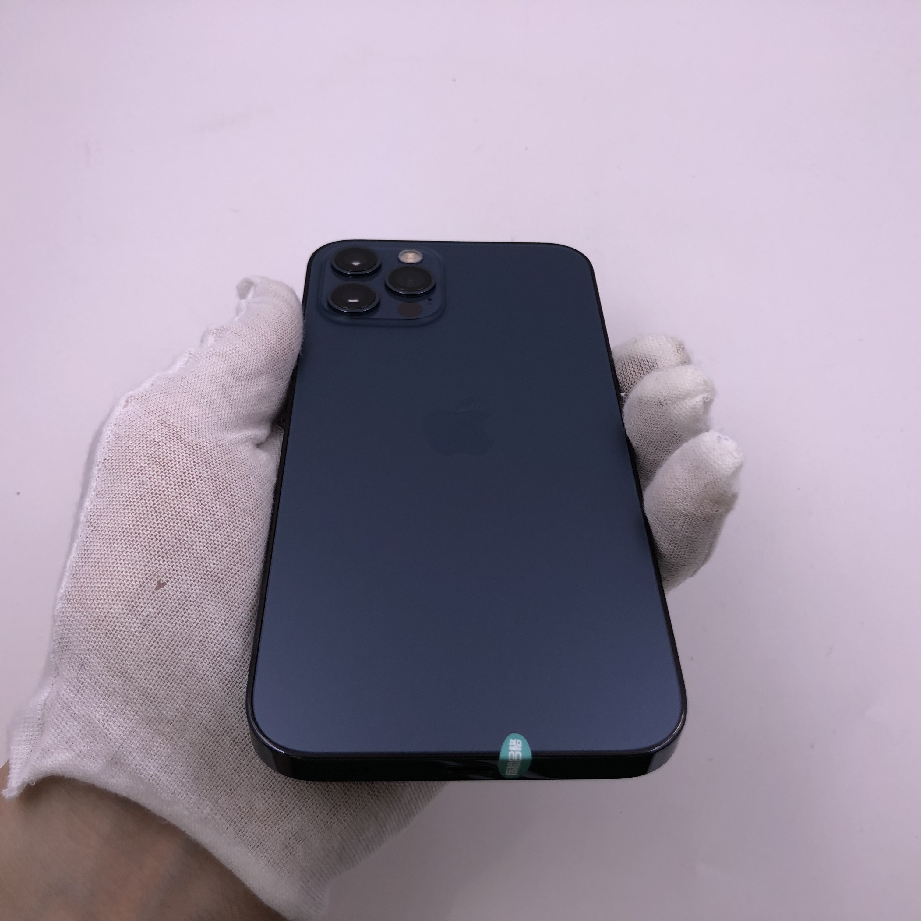 苹果【iPhone 12 Pro】5G全网通 海蓝色 256G 国行 95新