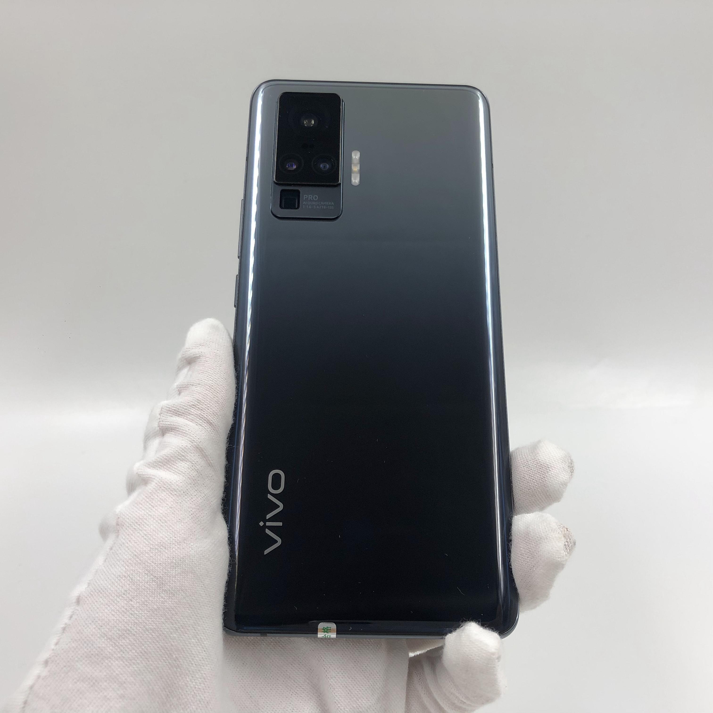 vivo【X50 Pro 5G】5G全网通 黑镜 8G/128G 国行 9成新 真机实拍