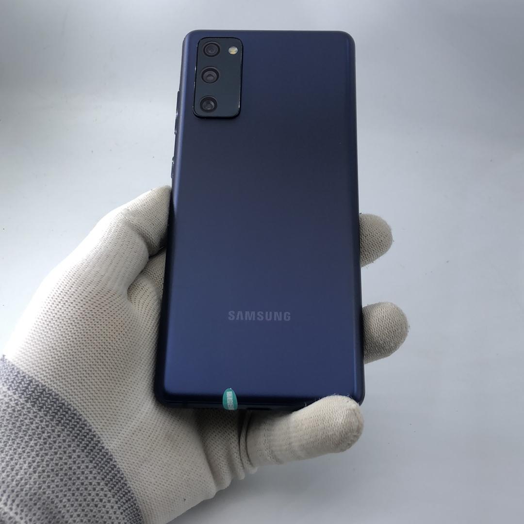 三星【Galaxy S20 FE 5G】5G全网通 异想蓝 8G/128G 国行 95新