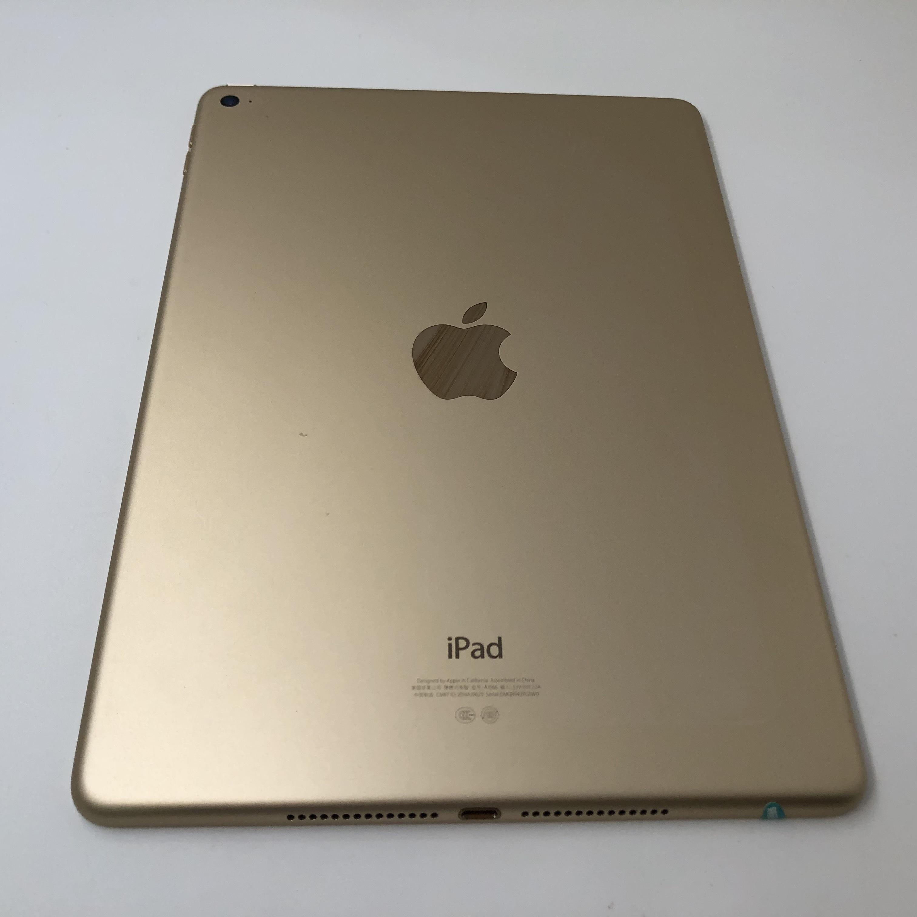 苹果【iPad Air 2】WIFI版 金色 64G 国行 95新