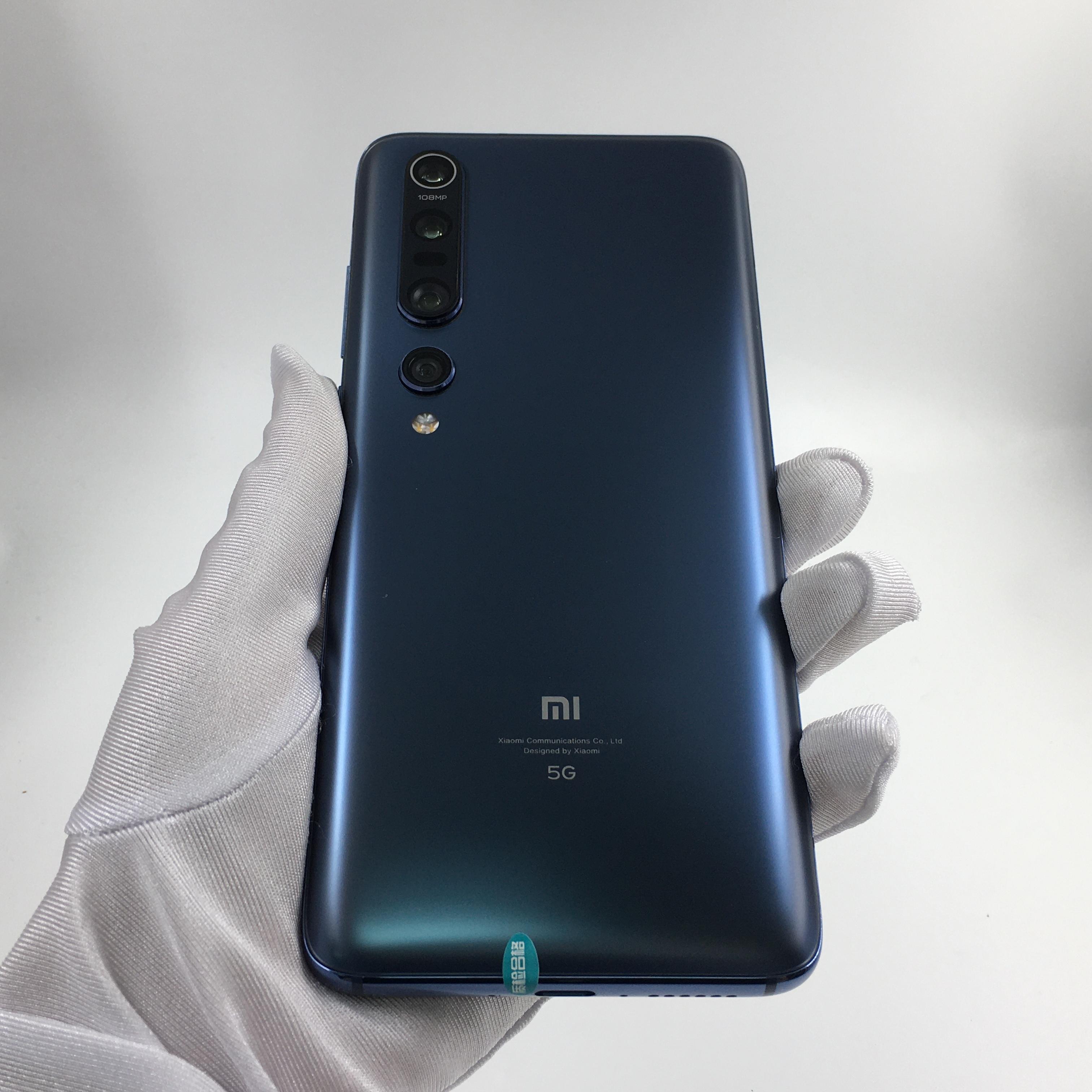小米【小米10 Pro 5G】5G全网通 星空蓝 12G/512G 国行 8成新 12G/512G真机实拍