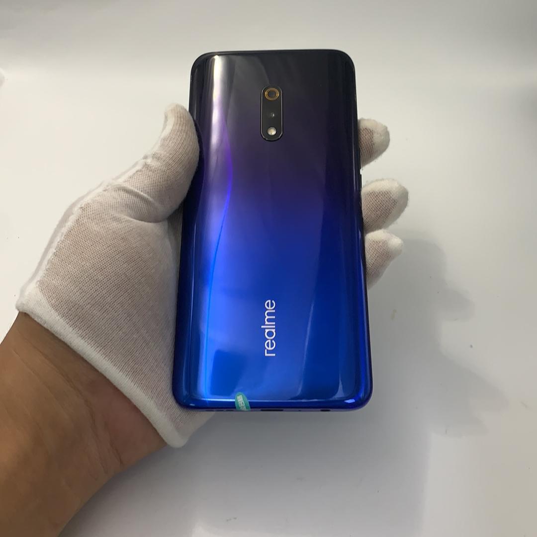 realme【真我 X】4G全网通 蓝色 8G/256G 国行 95新