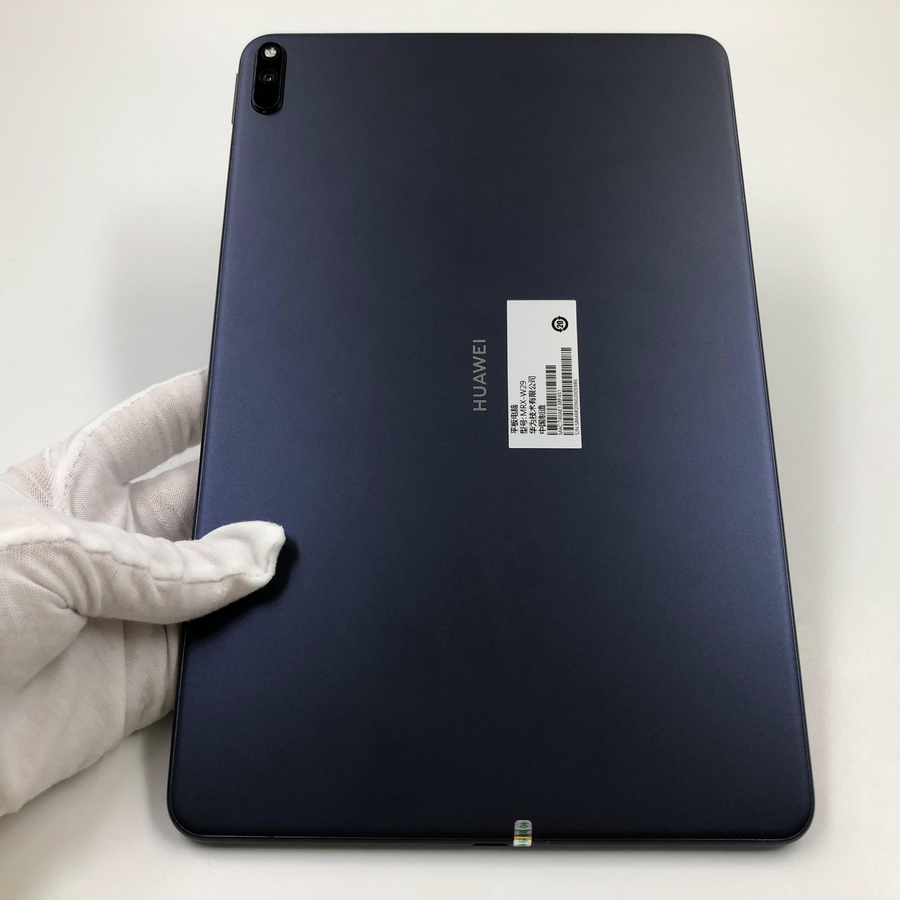 华为【平板MatePad Pro 10.8英寸】WIFI版 夜阑灰 6G/128G 国行 95新 真机实拍