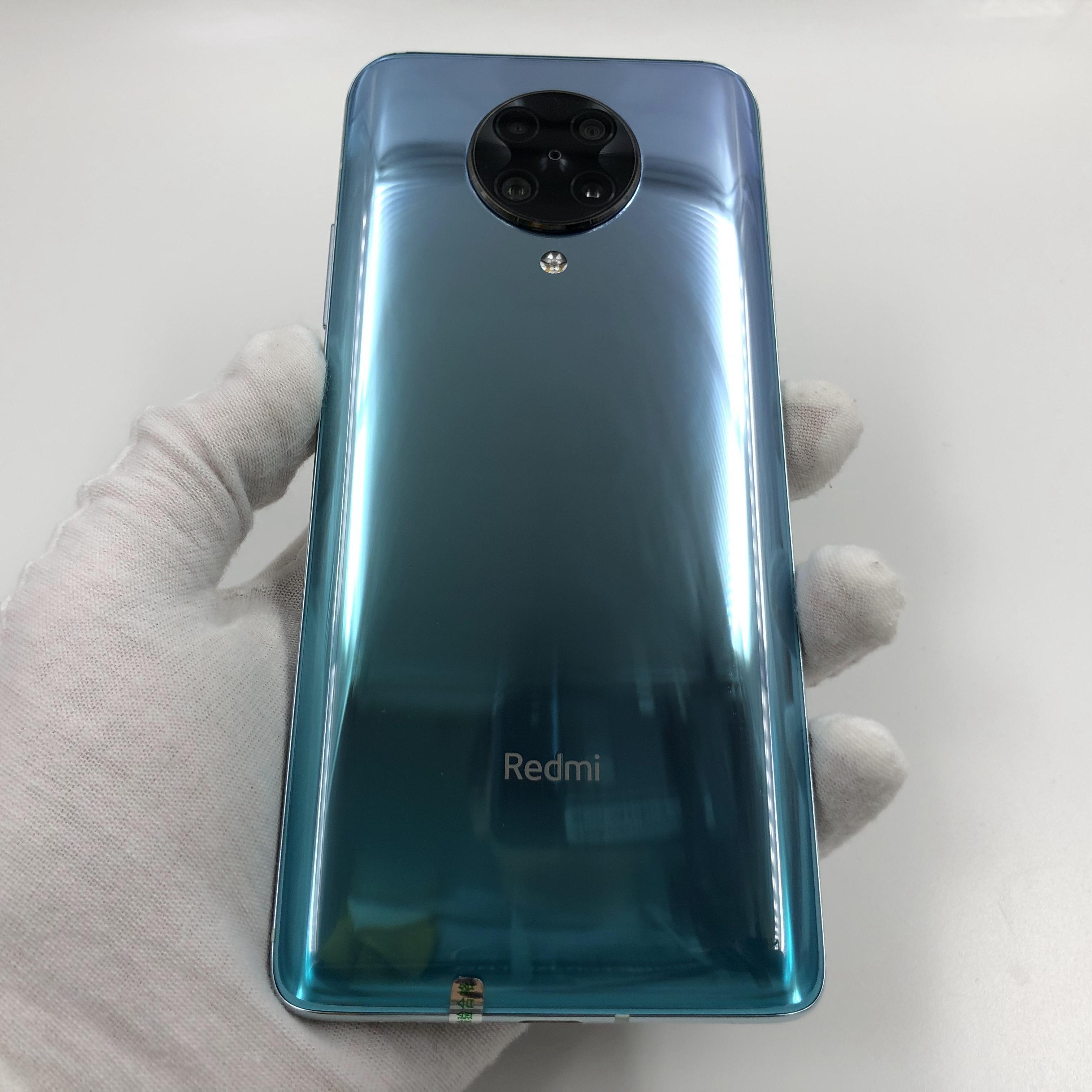 小米【Redmi K30 至尊 5G】5G全网通 薄荷绿 8G/128G 国行 99新 真机实拍