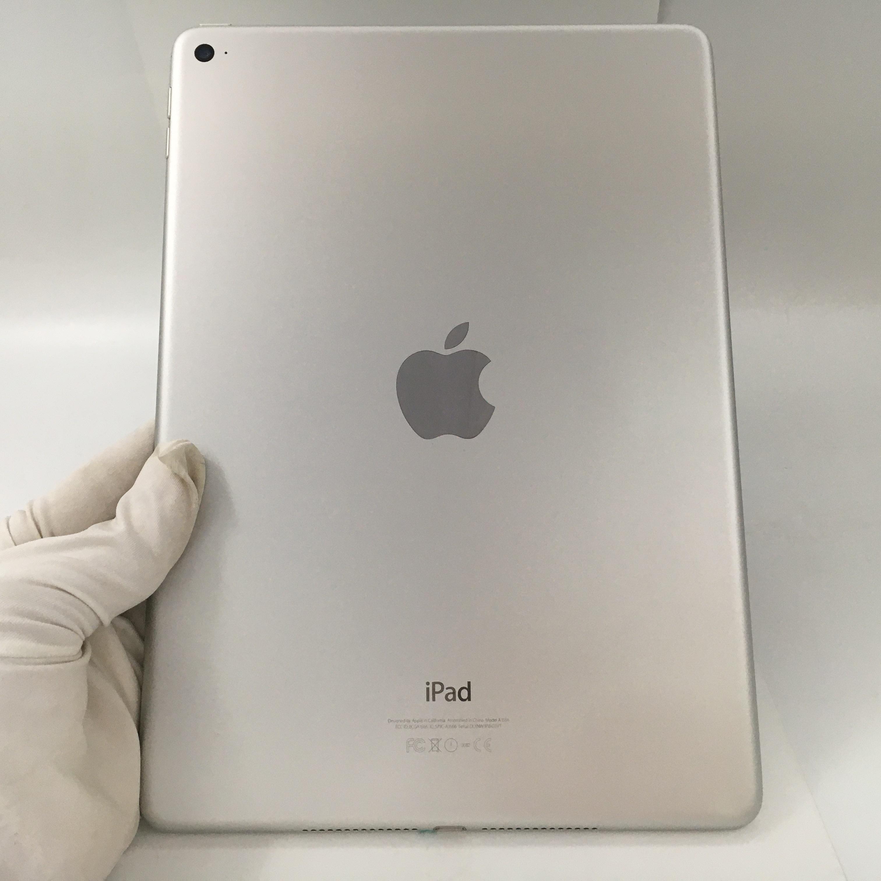 苹果【iPad Air 2】WIFI版 银色 16G 港澳台 95新