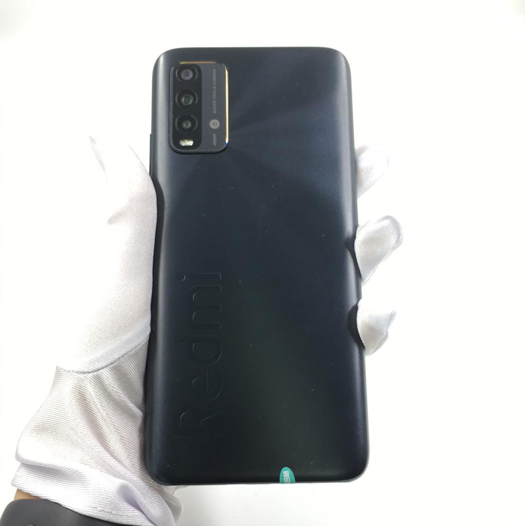 小米【Redmi Note 9 4G】4G全网通 羽墨黑 4G/128G 国行 95新 4G/128G真机实拍
