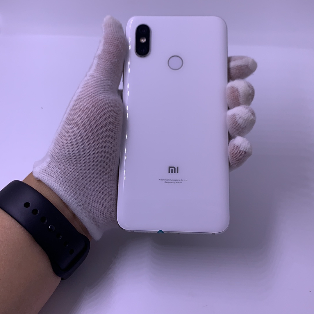 小米【小米8】4G全网通 白色 6G/64G 国行 95新