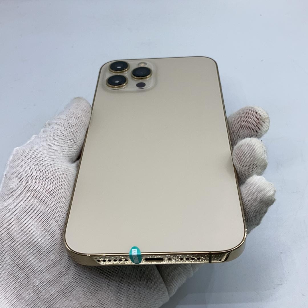 苹果【iPhone 12 Pro Max】5G全网通 金色 512G 国行 95新