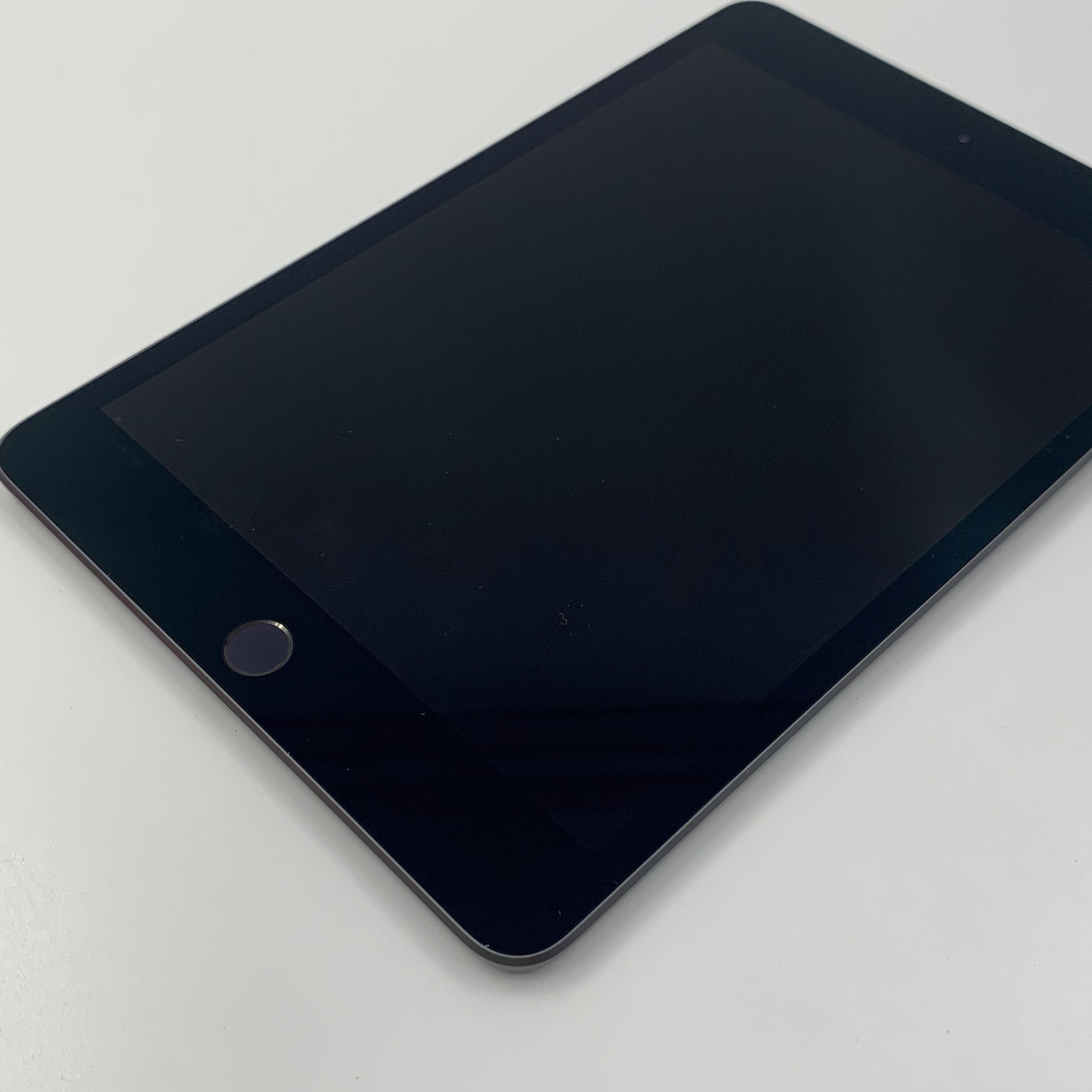 苹果【iPad mini5 7.9英寸 19款】WIFI版 深空灰 64G 国行 99新 真机实拍保修2021-08-15