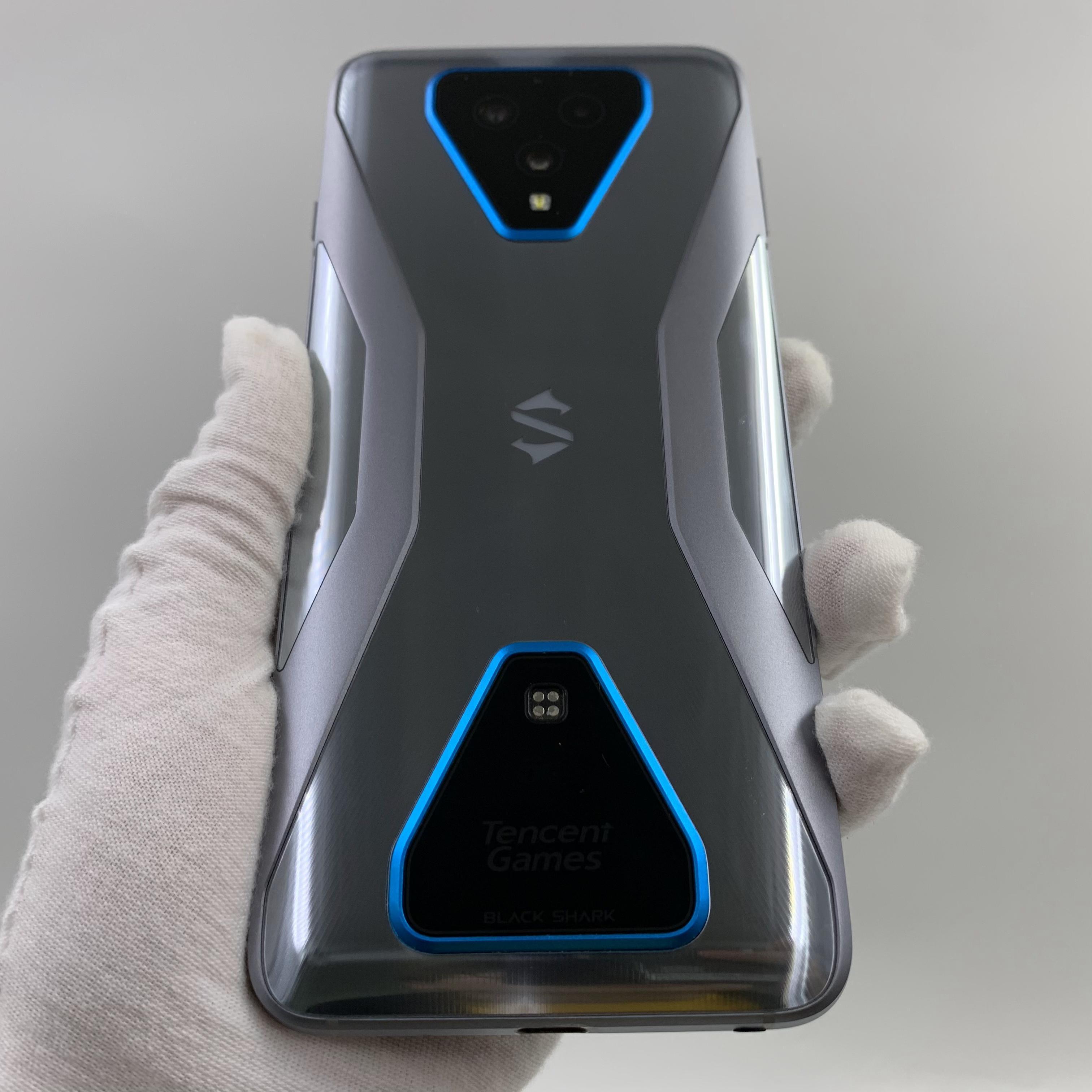 小米【黑鲨 3 5G】5G全网通 铠甲灰 12G/256G 国行 8成新 真机实拍