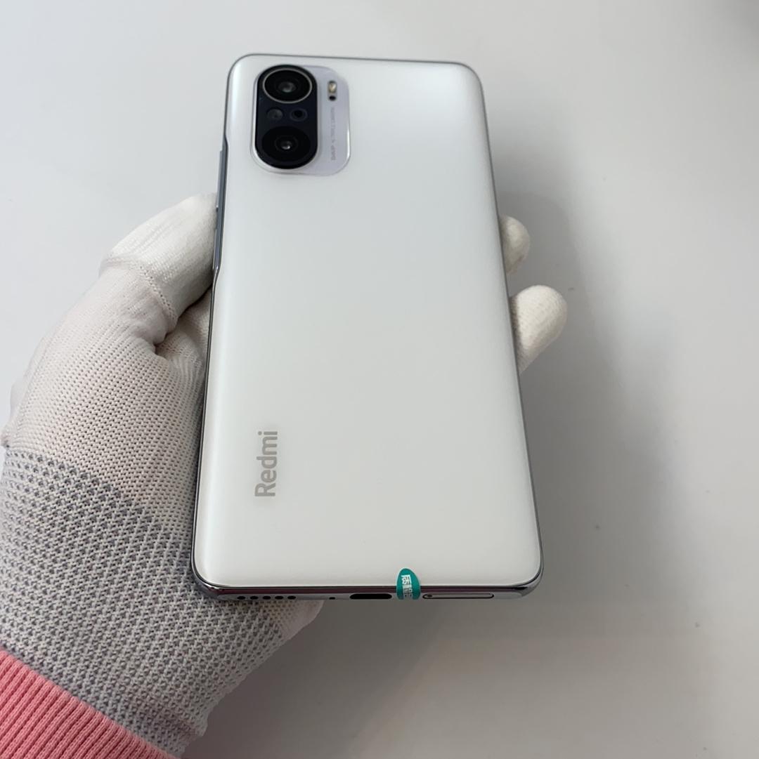 小米【Redmi K40 Pro 5G】5G全网通 晴雪 8G/128G 国行 95新