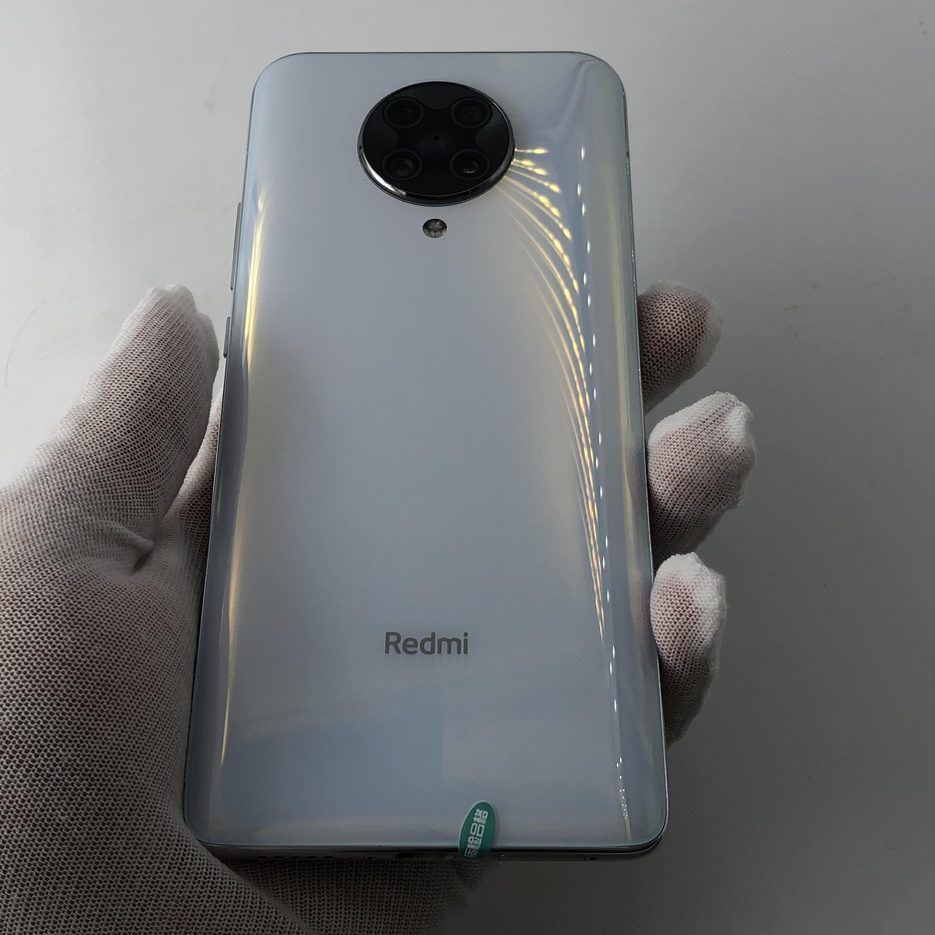 小米【Redmi K30 至尊 5G】5G全网通 月幕白 6G/128G 国行 99新