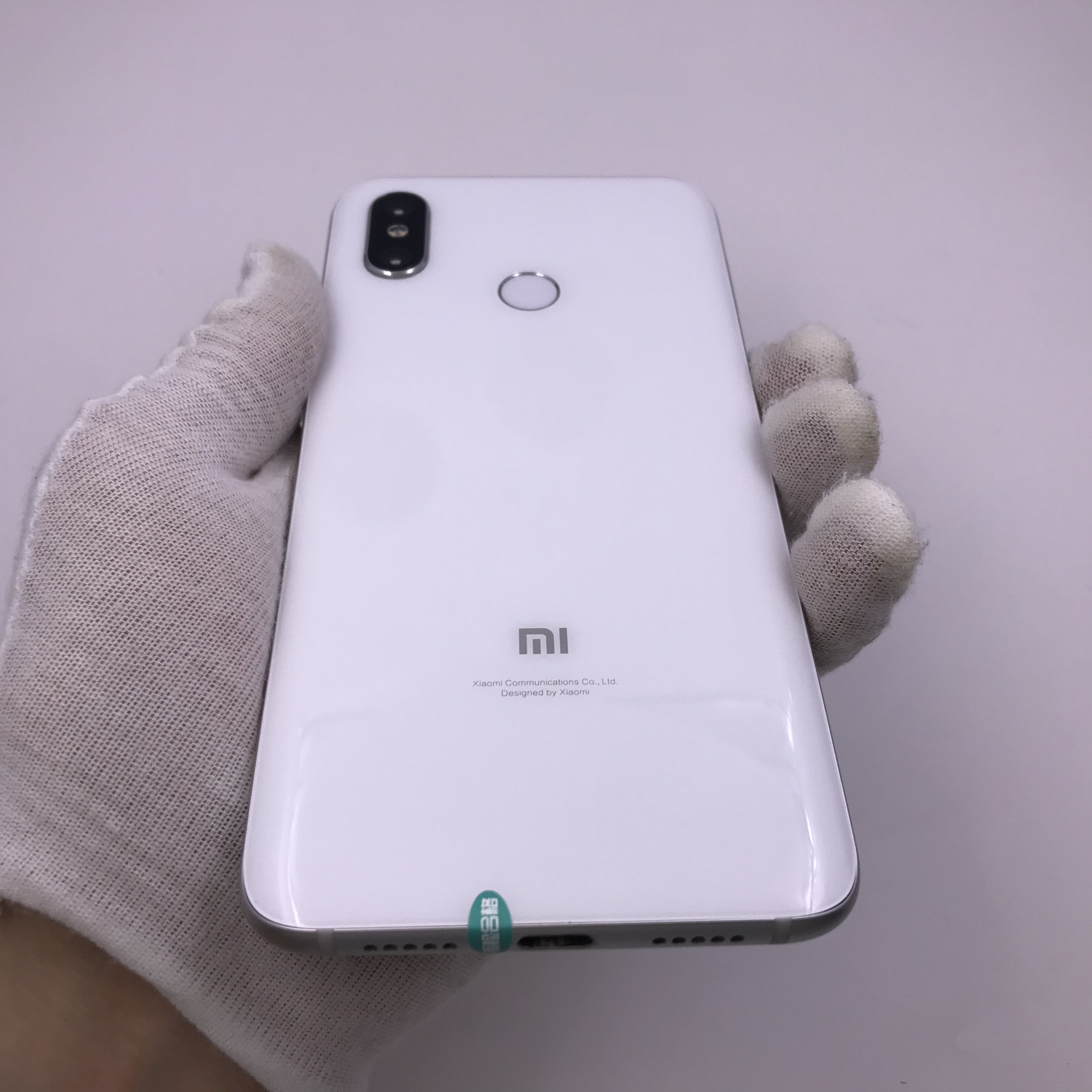 小米【小米8】4G全网通 白色 6G/128G 国行 9成新