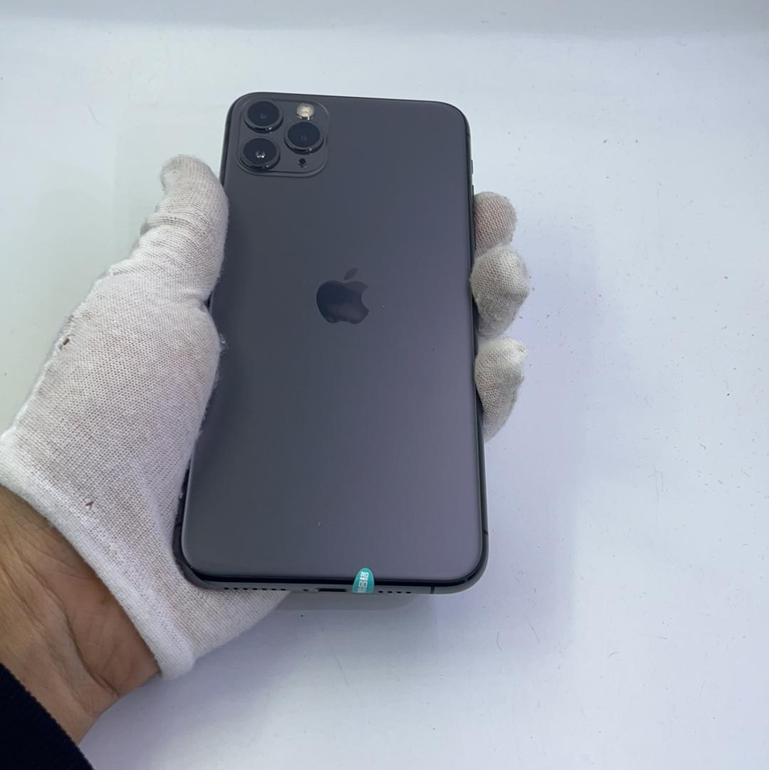 苹果【iPhone 11 Pro Max】4G全网通 深空灰 512G 国行 95新
