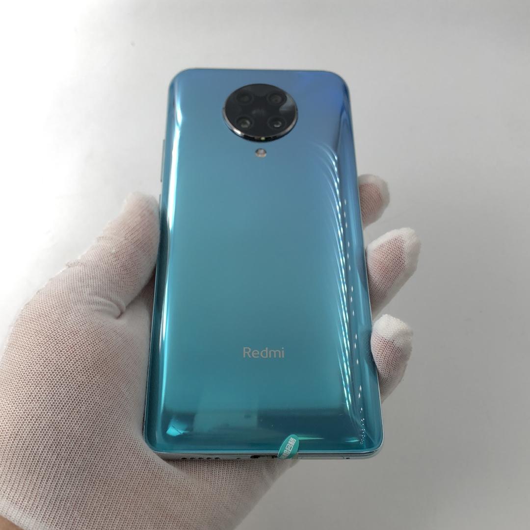 小米【Redmi K30 至尊 5G】5G全网通 薄荷绿 8G/512G 国行 95新