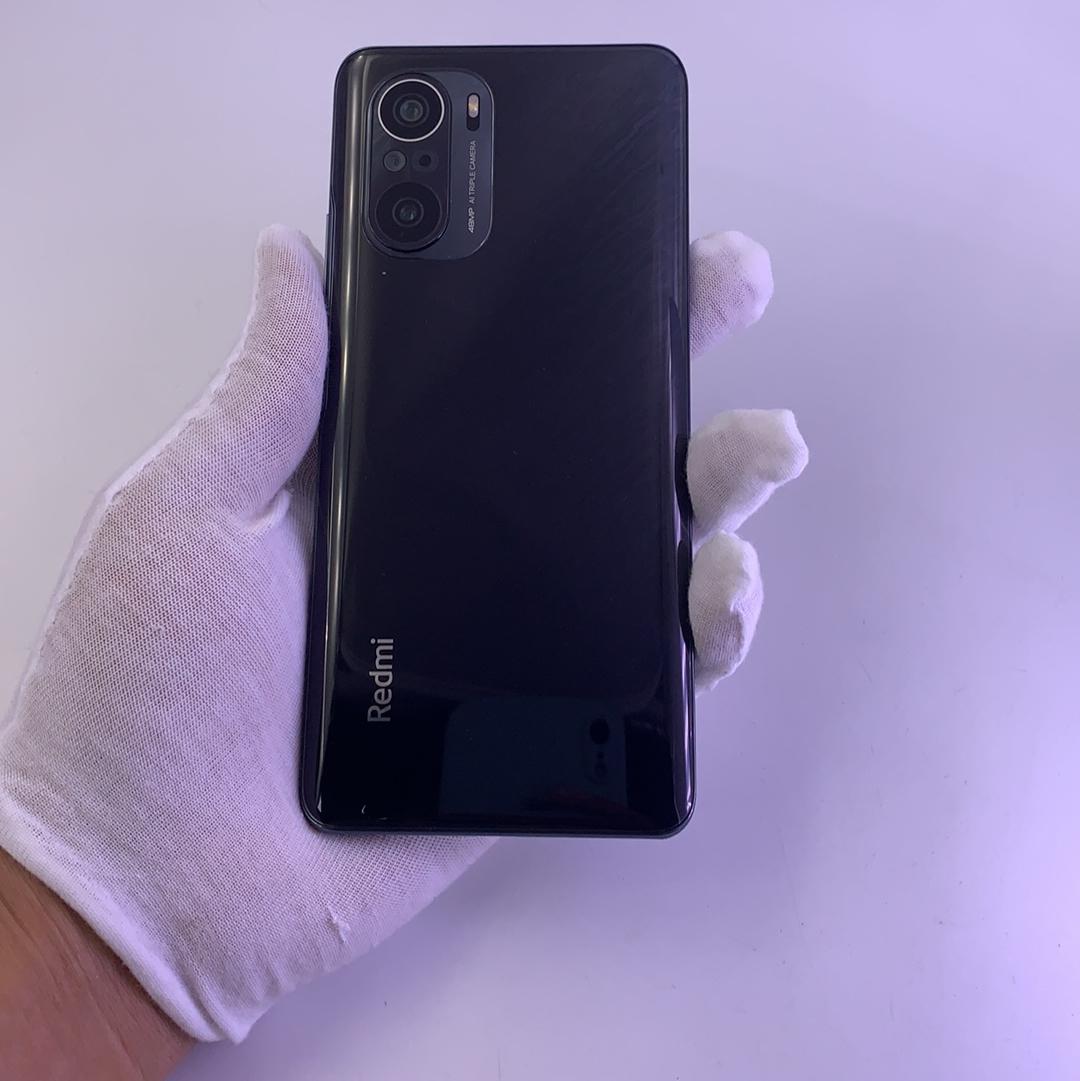 小米【Redmi k40 5G】5G全网通 墨羽 8G/128G 国行 99新