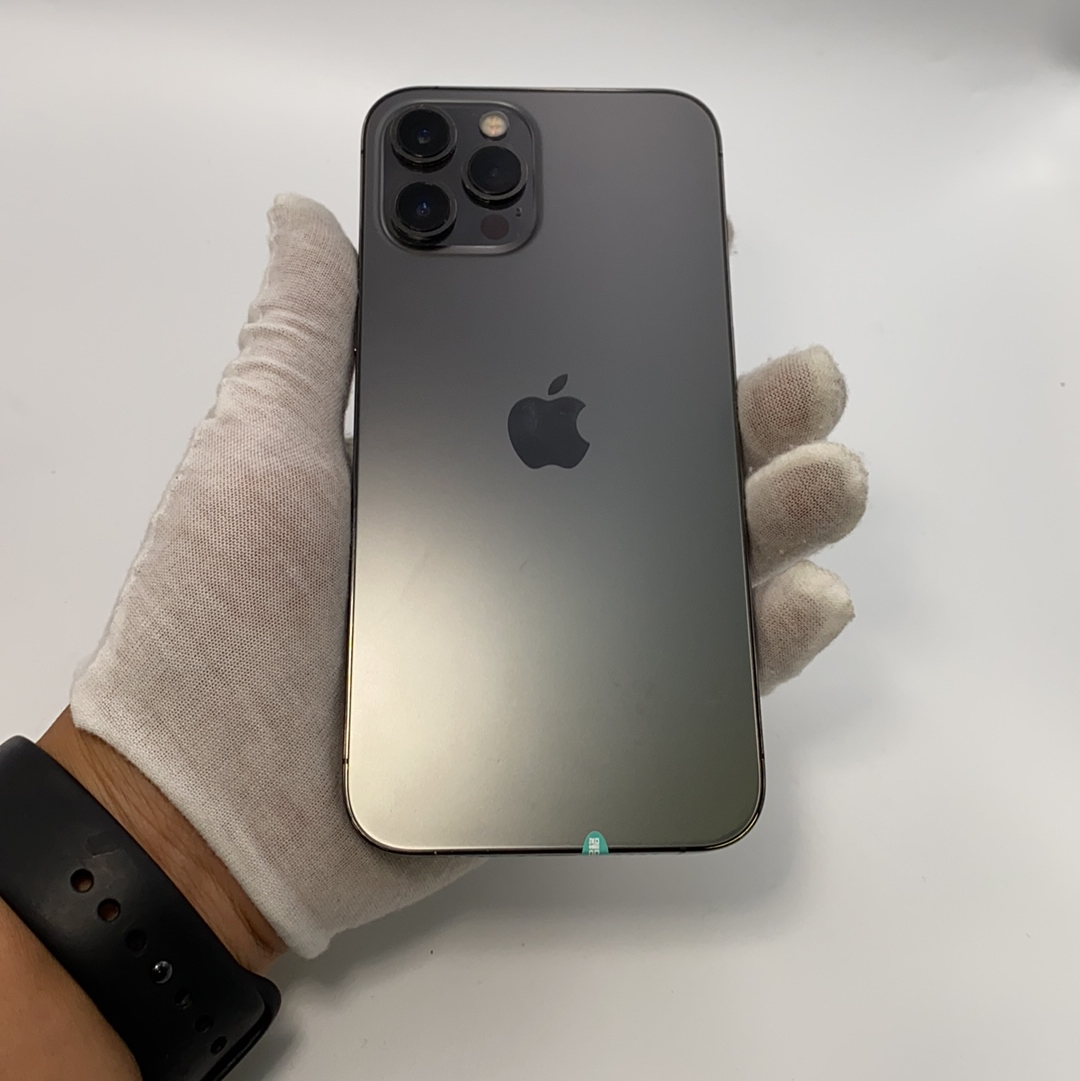 苹果【iPhone 12 Pro Max】5G全网通 石墨色 512G 国行 95新