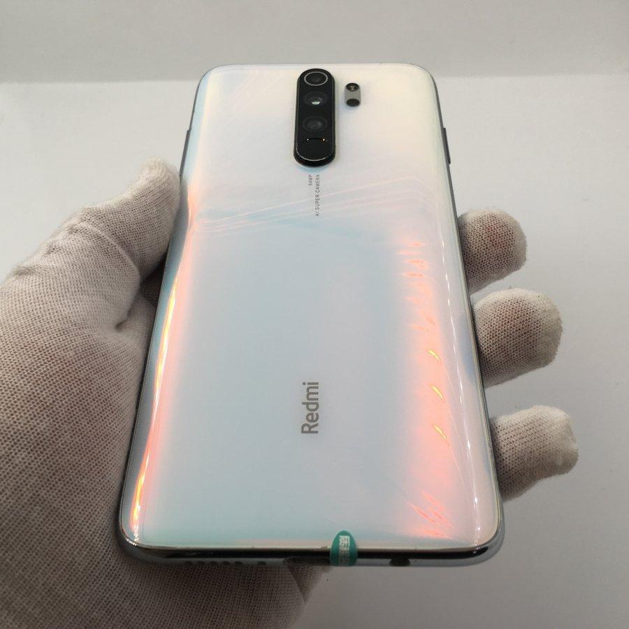 小米【Redmi Note 8 Pro】4G全网通 贝母白 8G/128G 国行 95新