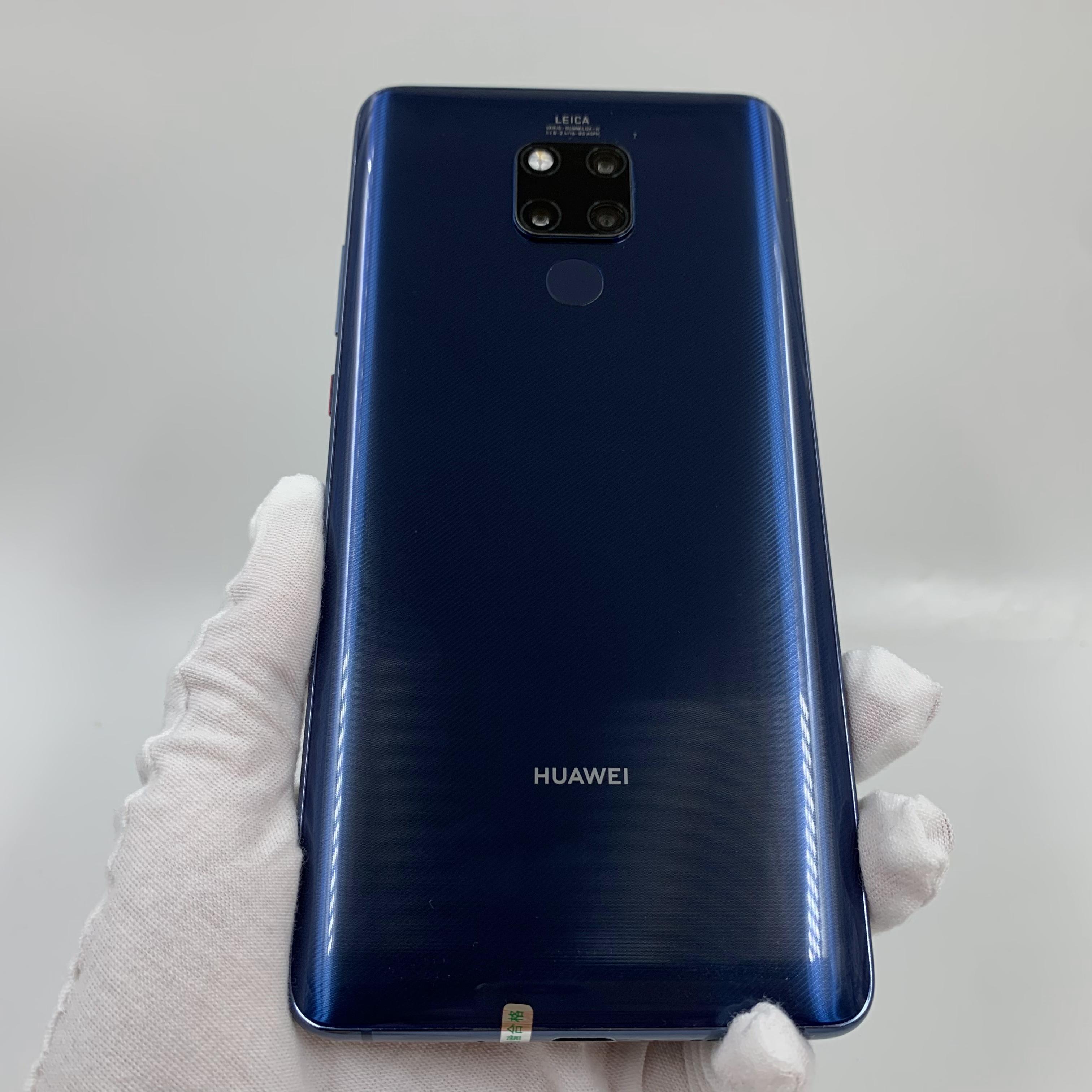 华为【Mate20 X】4G全网通 蓝色 6G/128G 国行 95新 真机实拍