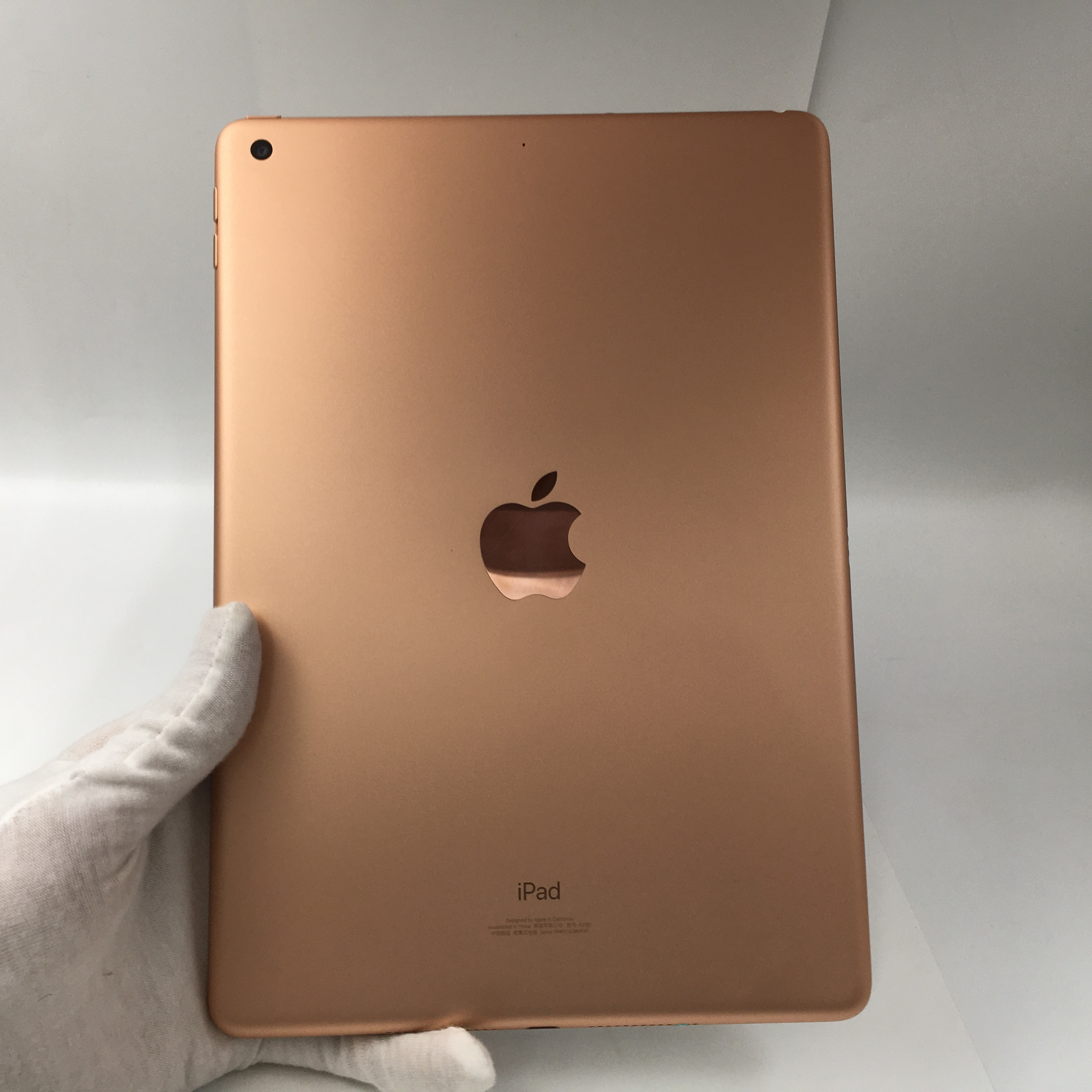 苹果【iPad 2019款10.2英寸】WIFI版 金色 128G 国行 95新