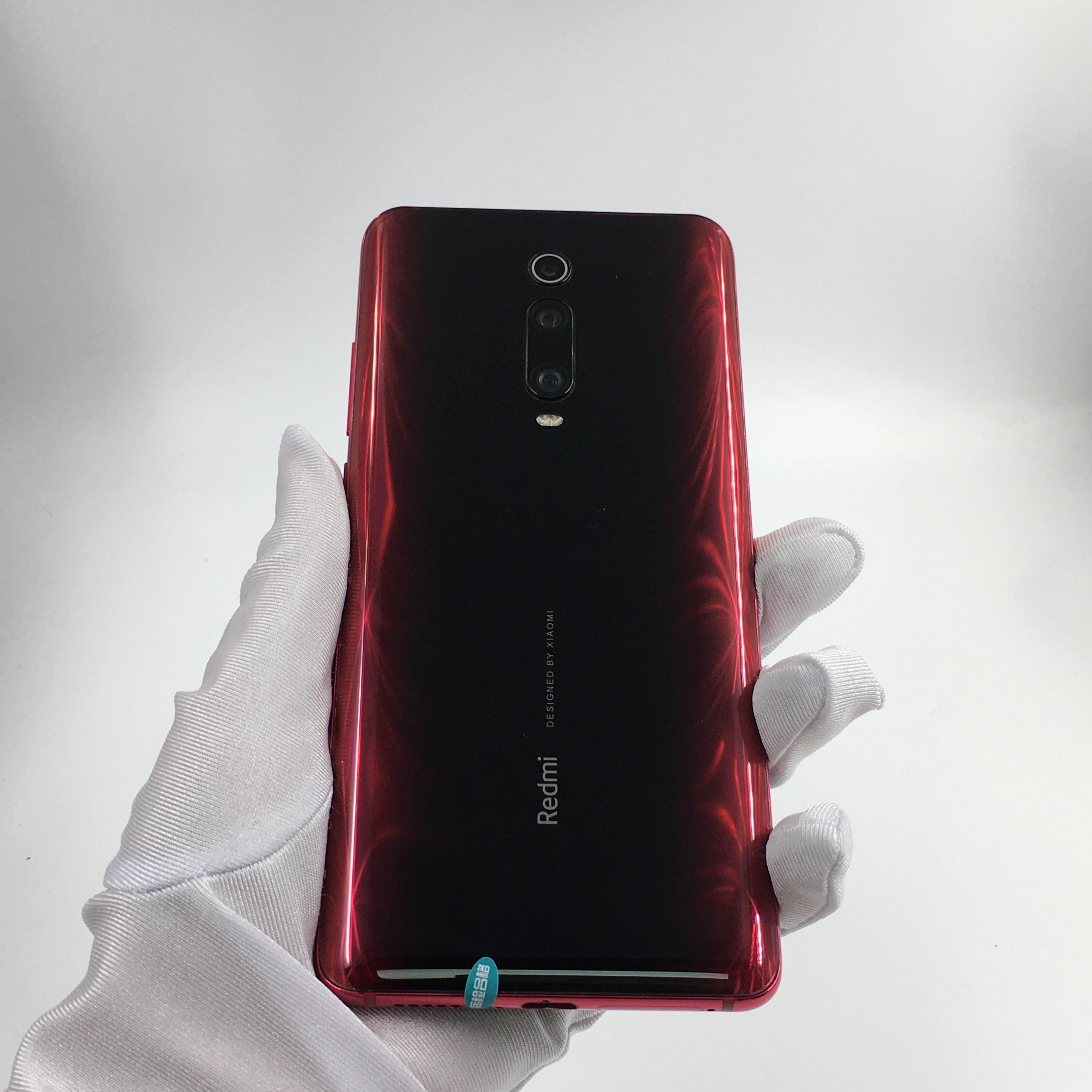 小米【Redmi K20 Pro】4G全网通 红色 8G/256G 国行 9成新 8G/256G真机实拍