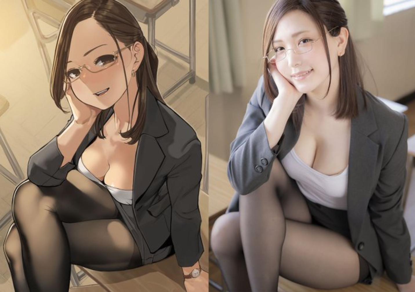 日本美女coser精选_疯狂舔屏!