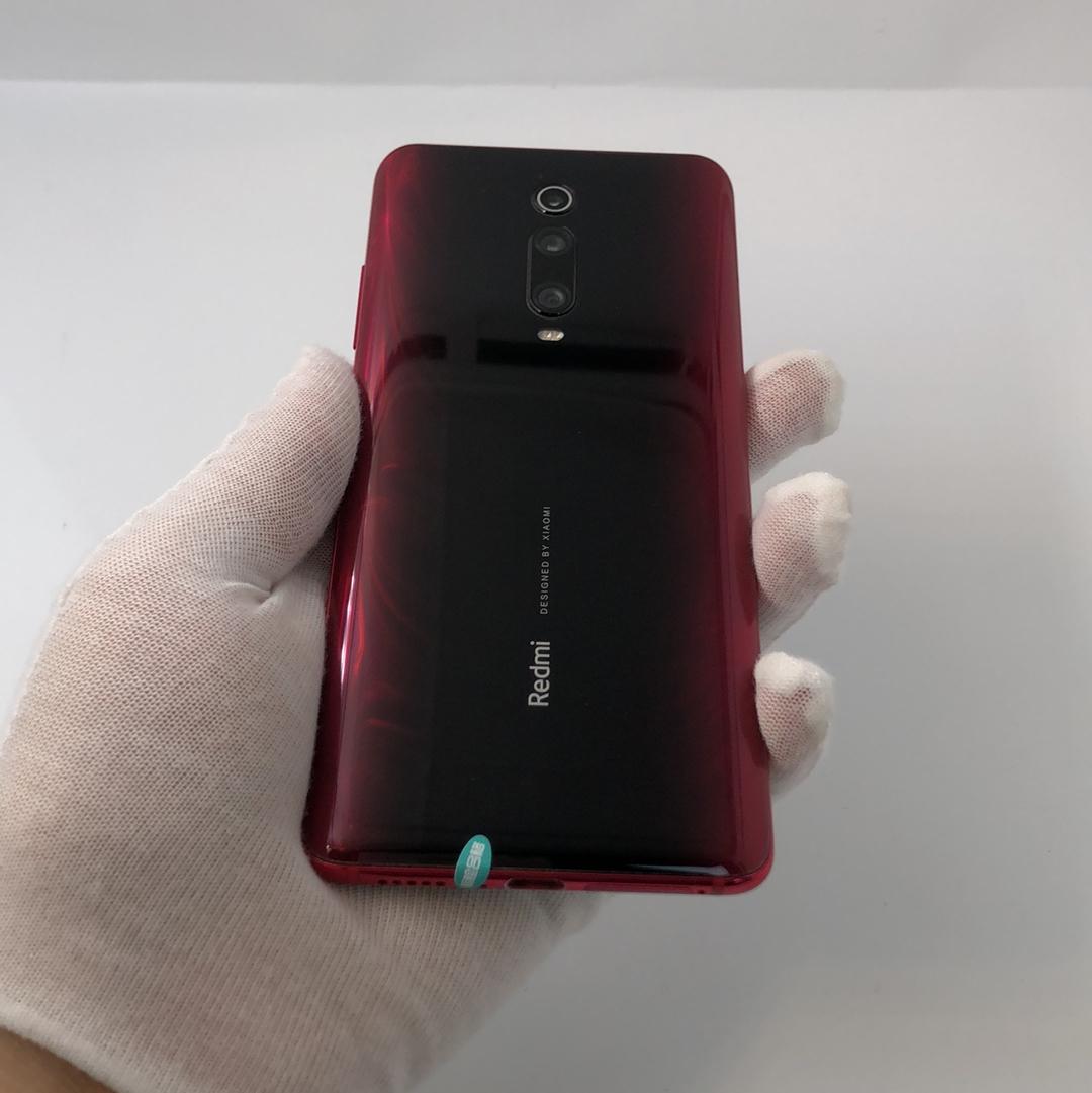 小米【Redmi K20 Pro】4G全网通 红色 8G/128G 国行 8成新